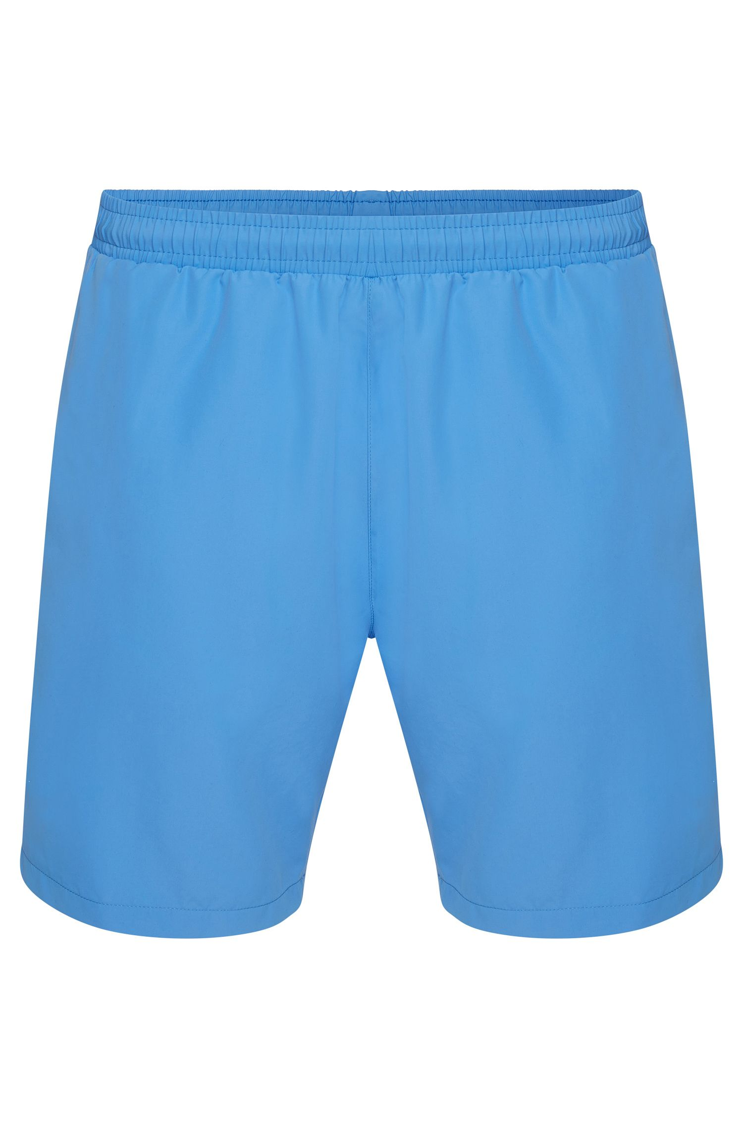 Plain-coloured swim shorts in a quick-drying fabric: 'Seabream'