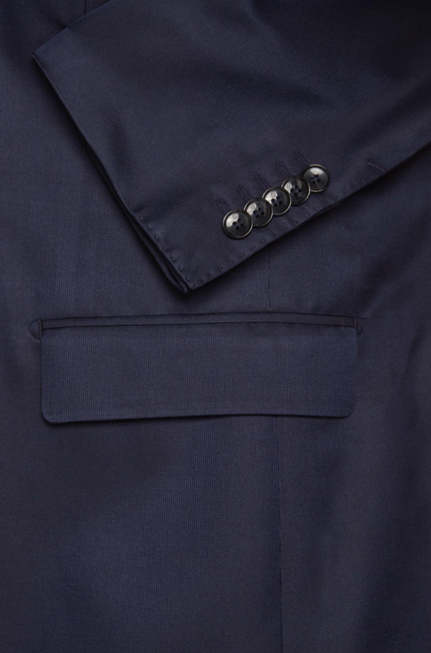 Costume Slim Fit Tailored en pure soie: «T-Harvers1/Glover1»