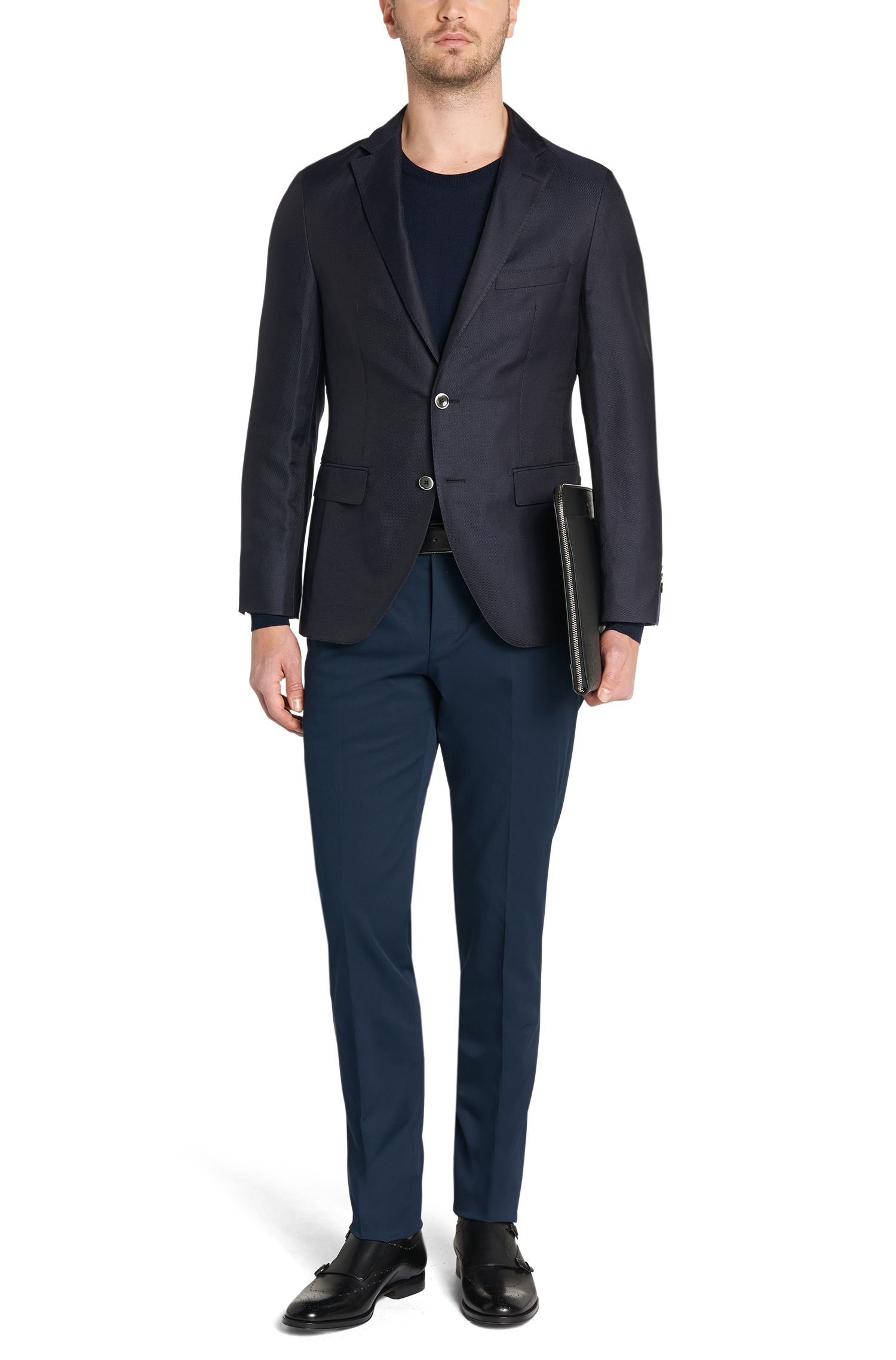 Tailored Double Monks aus Leder: 'T-Sartoria_Monk_It'