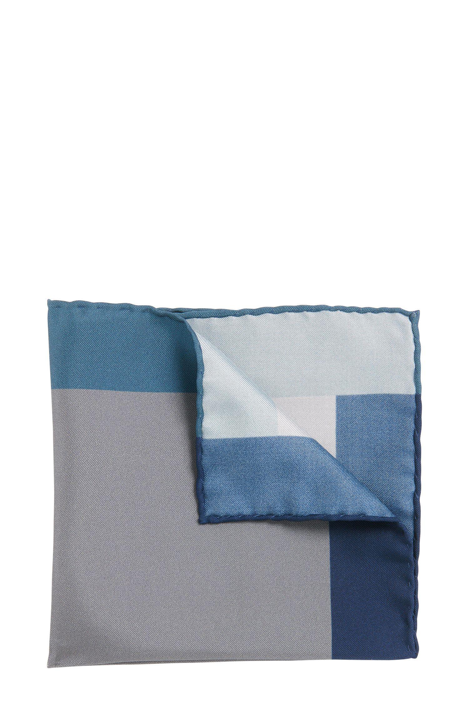 Einstecktuch aus Seide: 'Pocket sq. cm 33x33'
