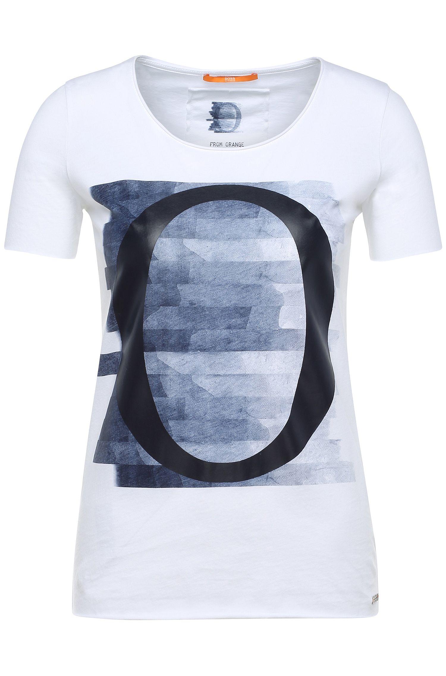 Bedrucktes T-Shirt aus Baumwolle: ´T-Shirt`