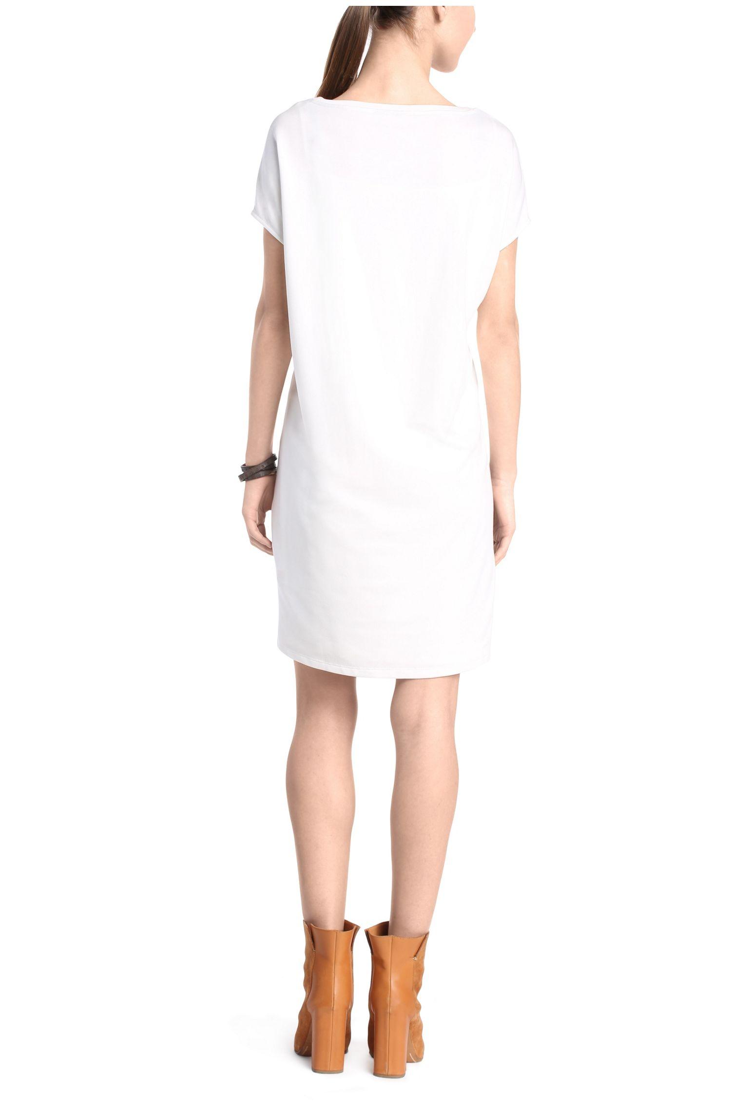 Robe Regular Fit ornée de parties imprimées: «Dimarion»