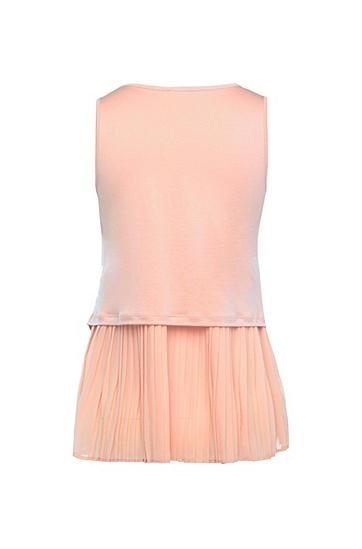 Top im Lagen-Look: ´Topi`, Pink