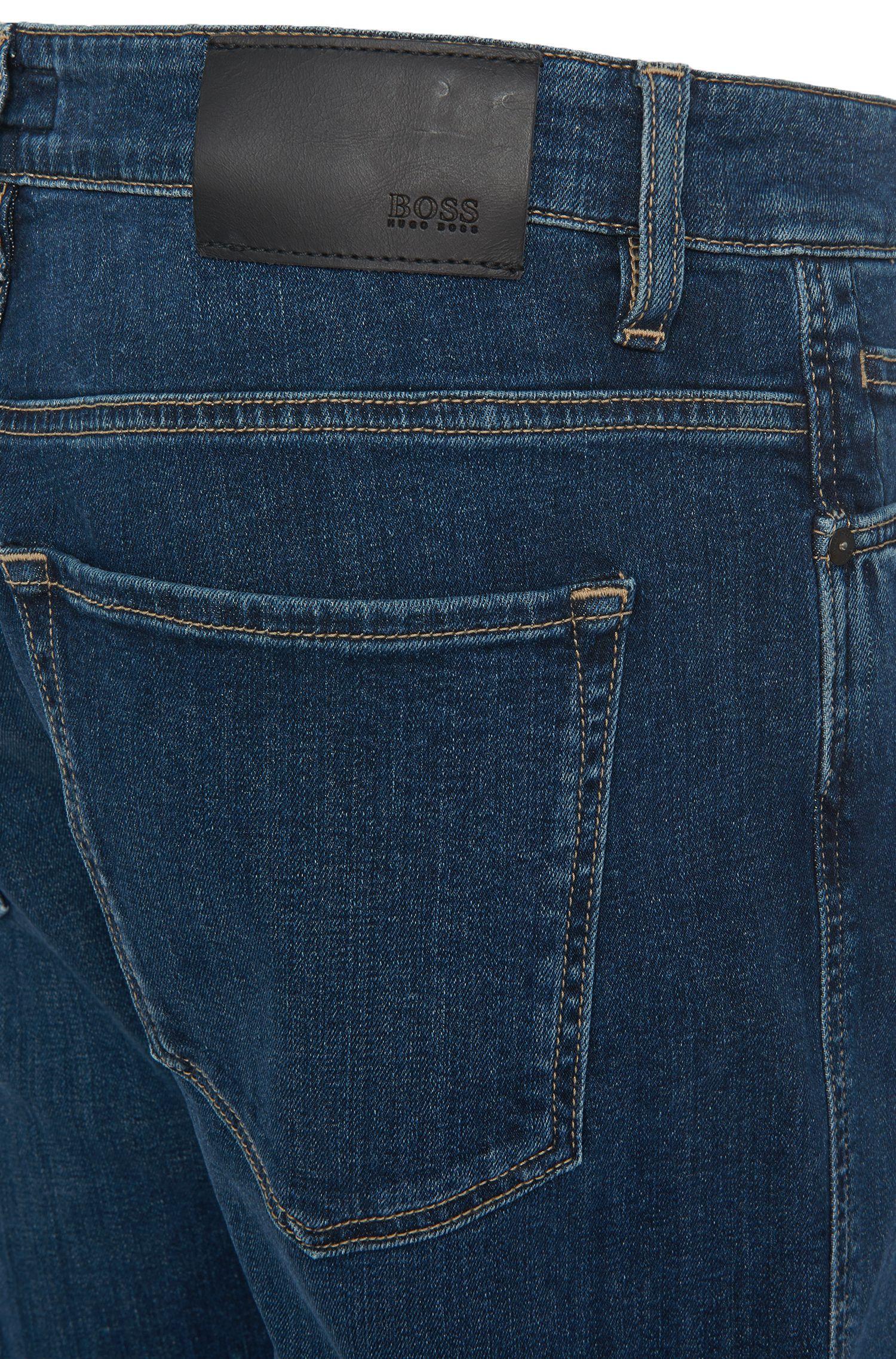 Slim-Fit Jeans aus Stretch-Baumwolle: 'Delaware3'