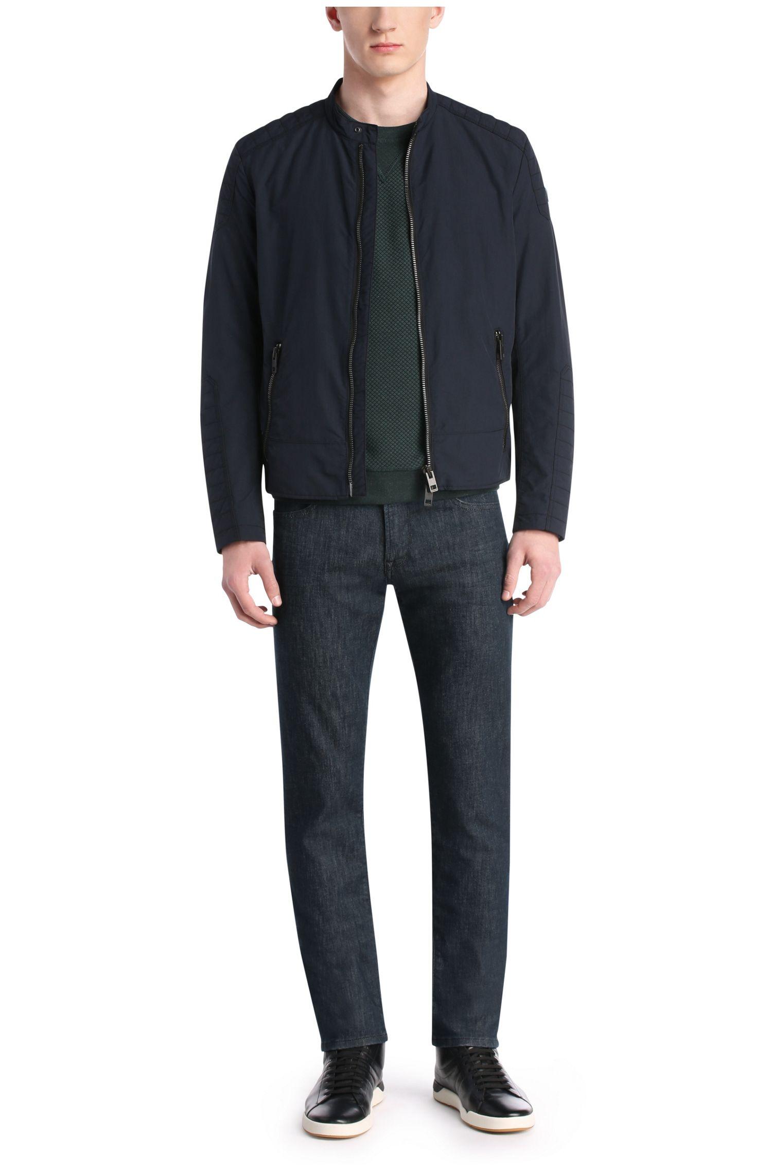 Regular-Fit Jeans aus Baumwolle mit Elasthan-Anteil: ´Orange24 Barcelona`