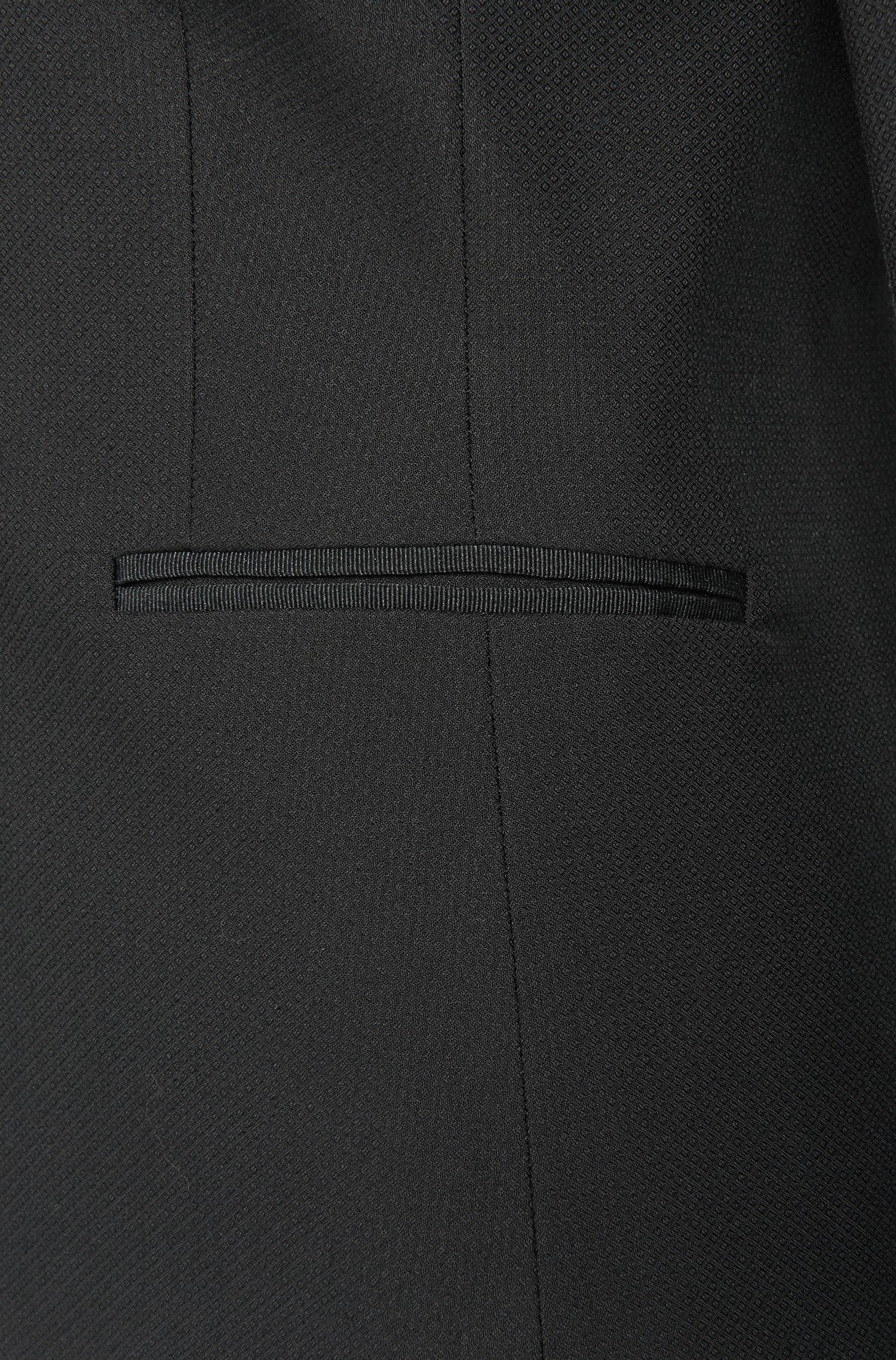 Regular-Fit Blazer aus Baumwoll-Mix: 'Aleva'