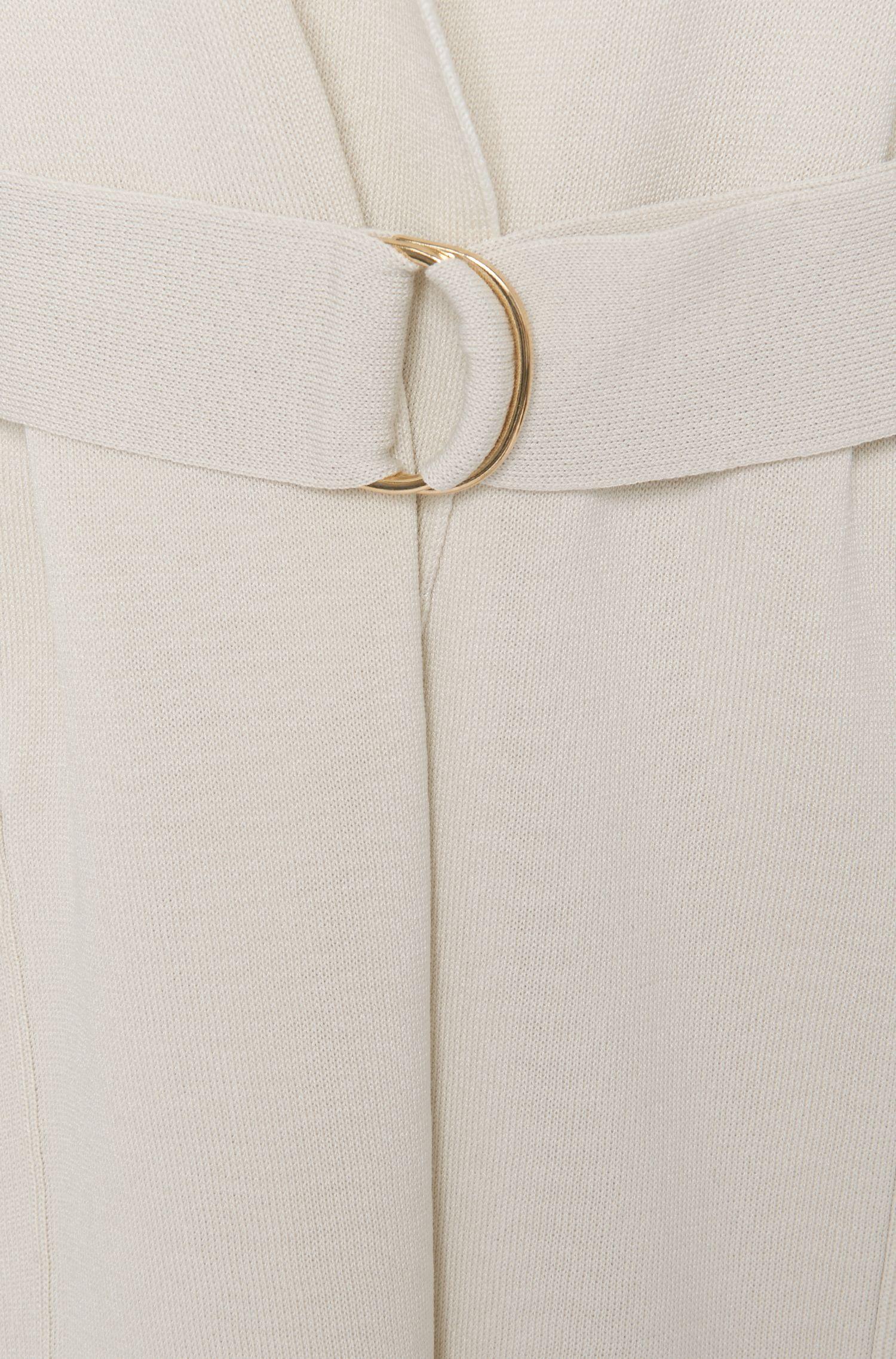 Veste en maille de viscose mélangée, avec du coton: «Faresa»