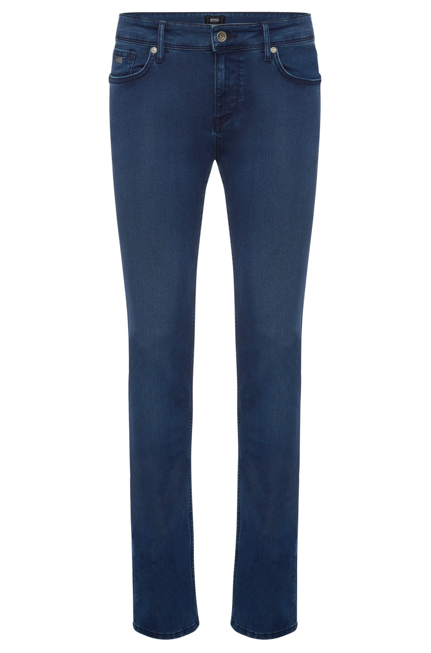 Slim-Fit Jeans aus Baumwoll-Mix: 'Charleston3'