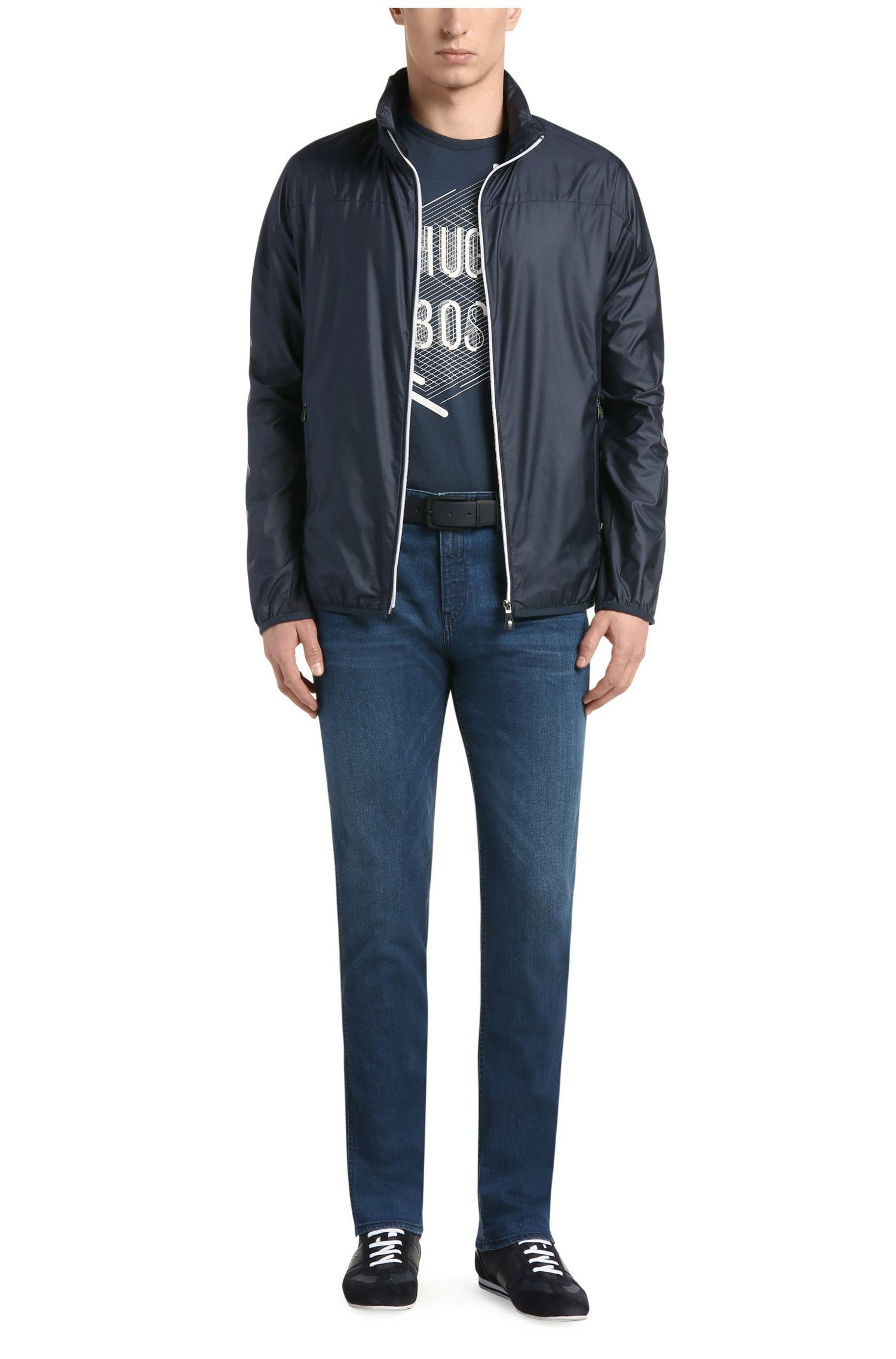 Slim-Fit Jeans Jeans aus elastischer Baumwolle: ´C-DELAWARE1`
