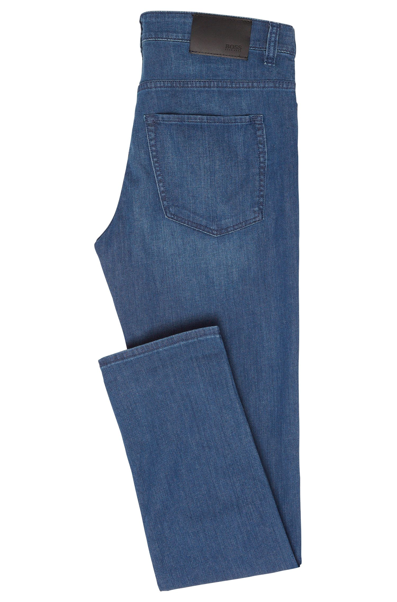 Slim-Fit Jeans aus Stretch-Baumwolle: 'Delaware3'
