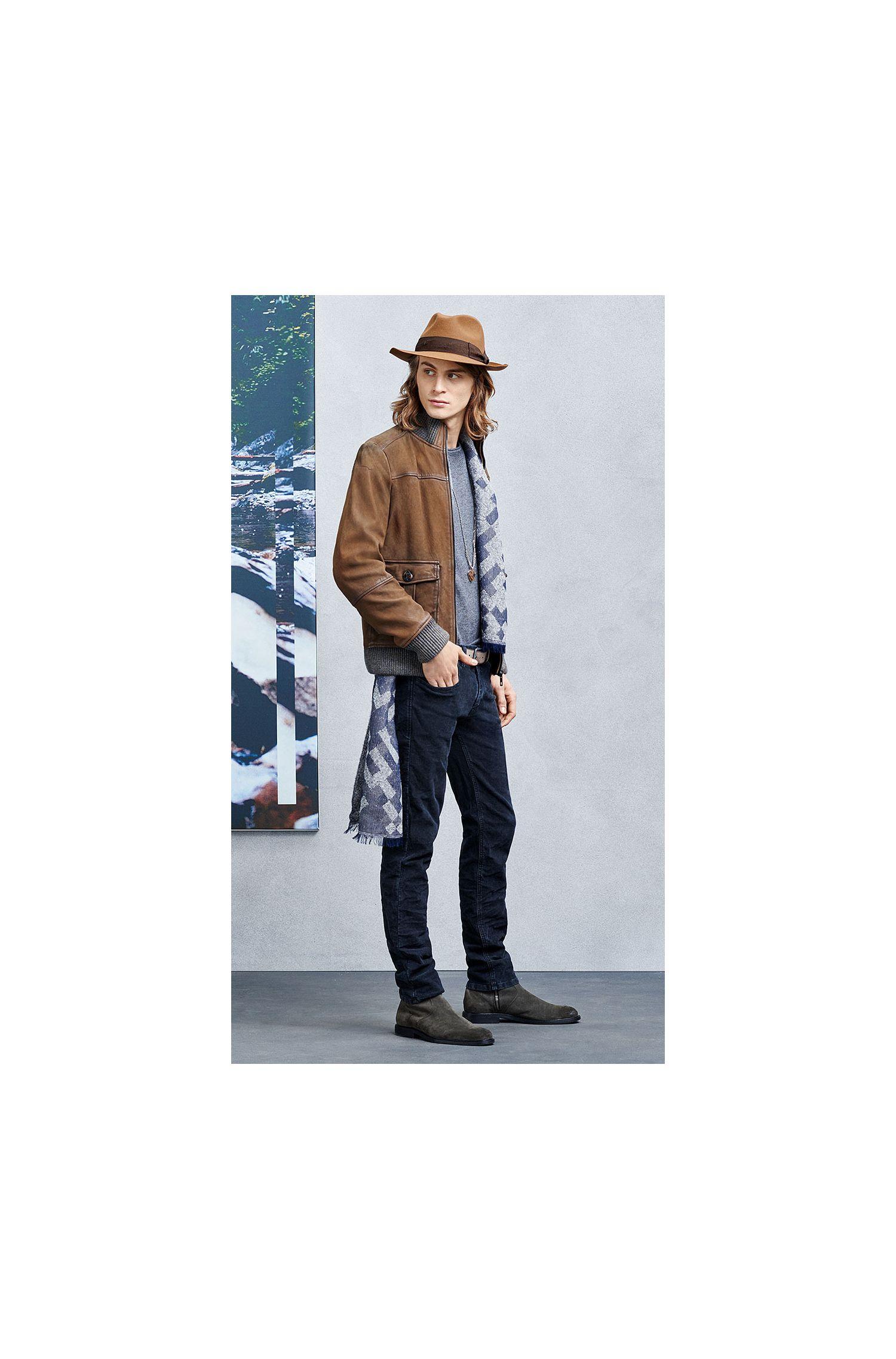 Jeans SkinnyFit en coton extensible: «Semo-W»