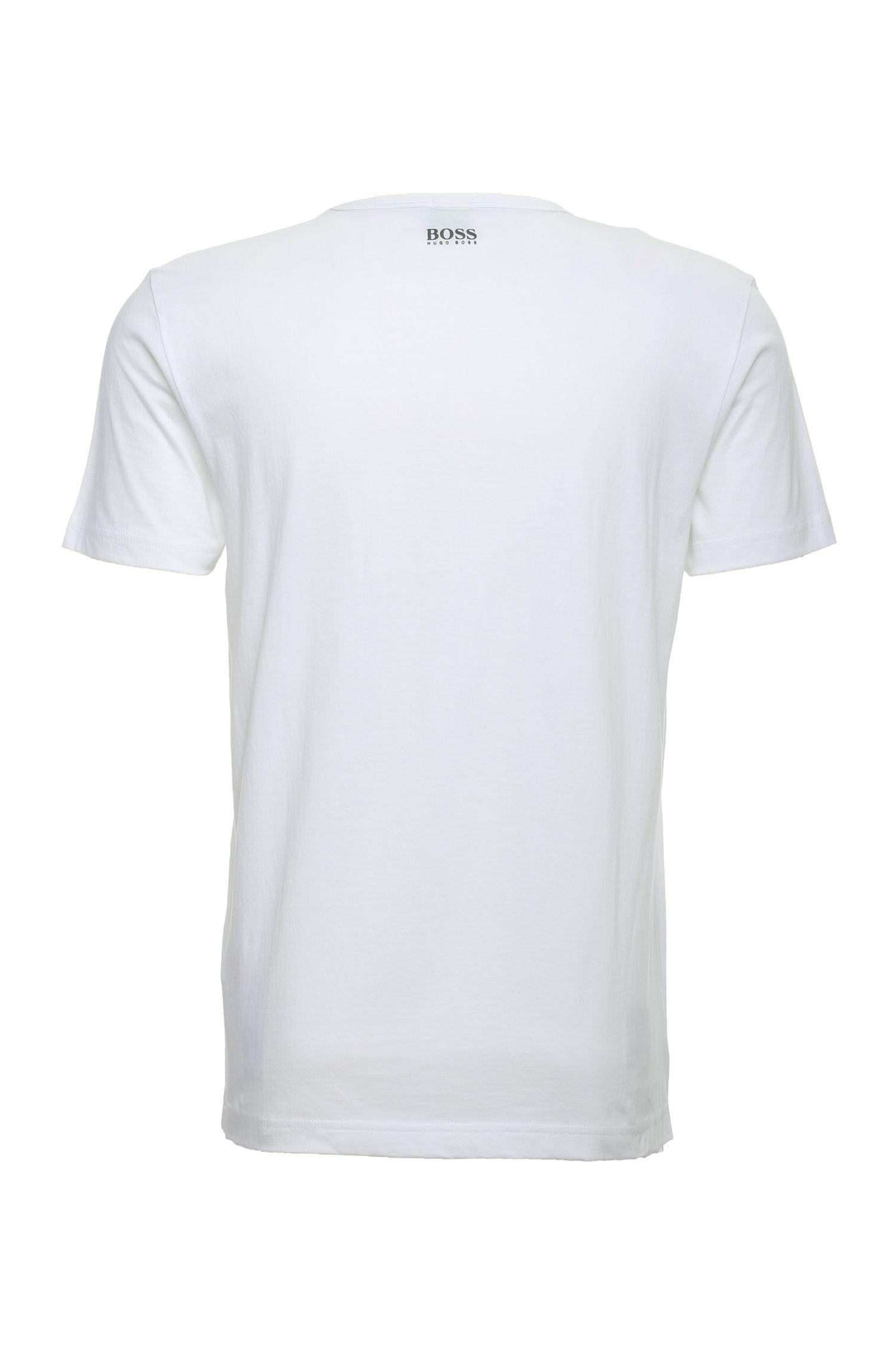Lockeres Print-Shirt aus Baumwolljersey: ´Tee 3`