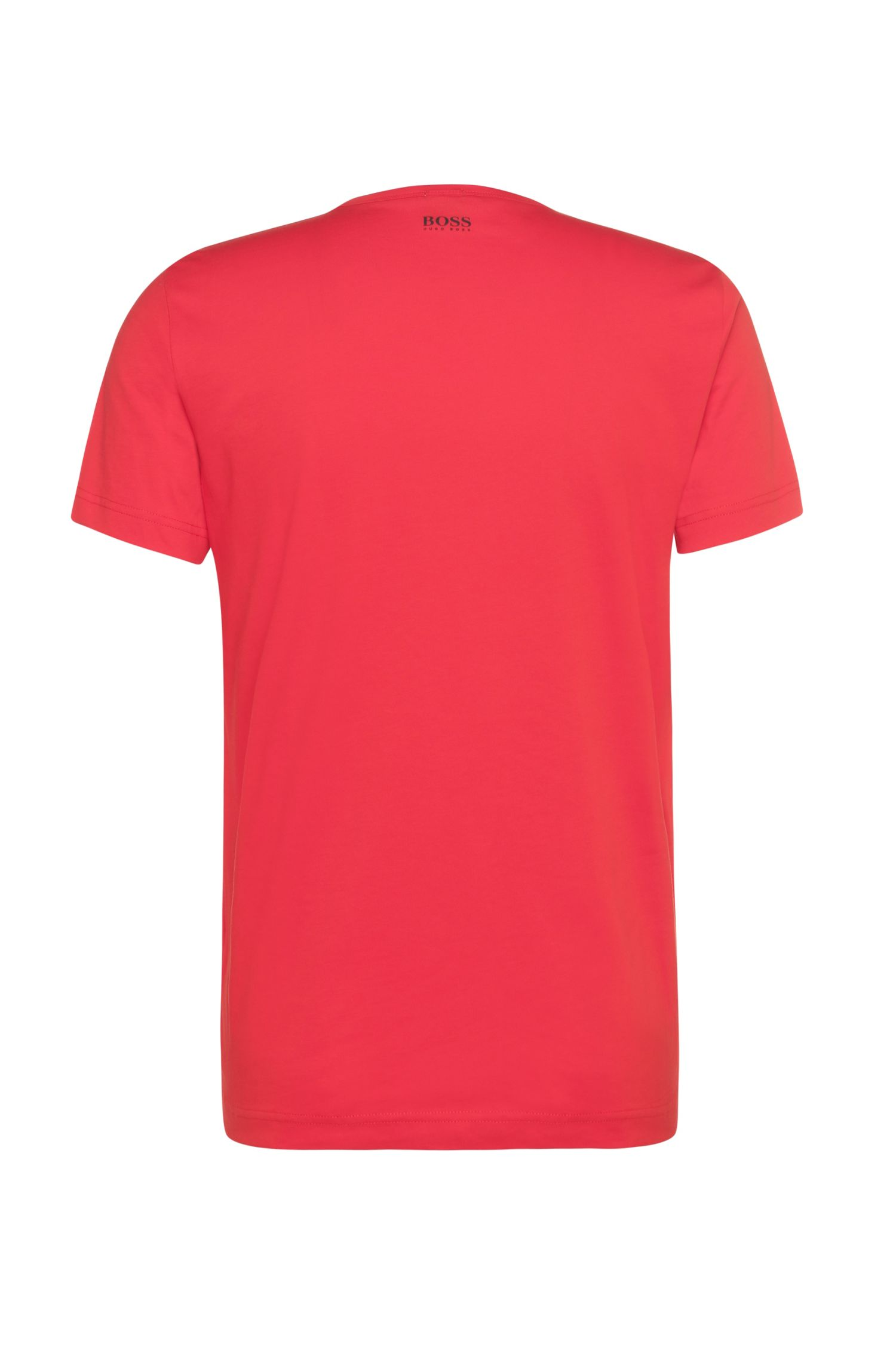 T-shirt Regular Fit en coton avec imprimé : « Tee 1 »