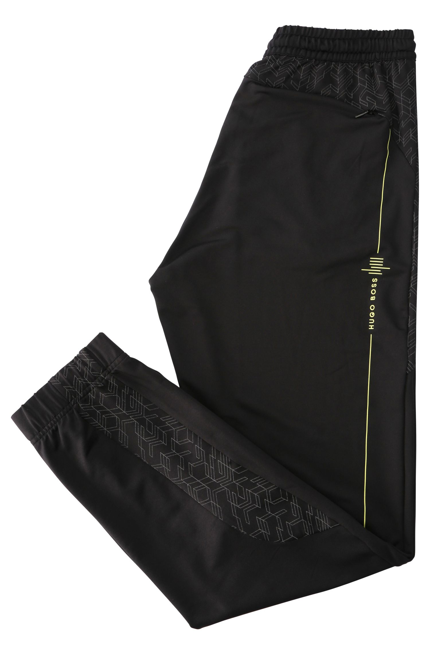 Pantalon de jogging Comfort Fit en mélange de matières à teneur en élasthanne: «Horatech»