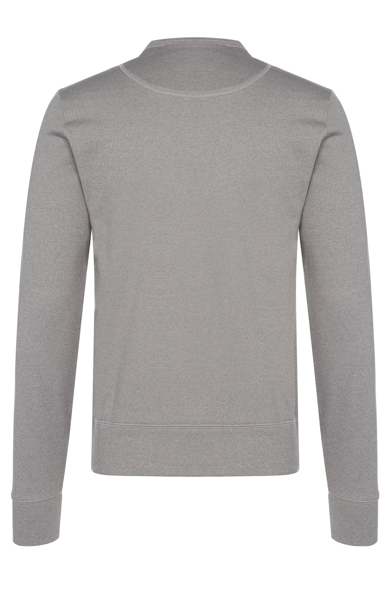 Sweat Slim Fit en coton léger : « Skubic 09 »