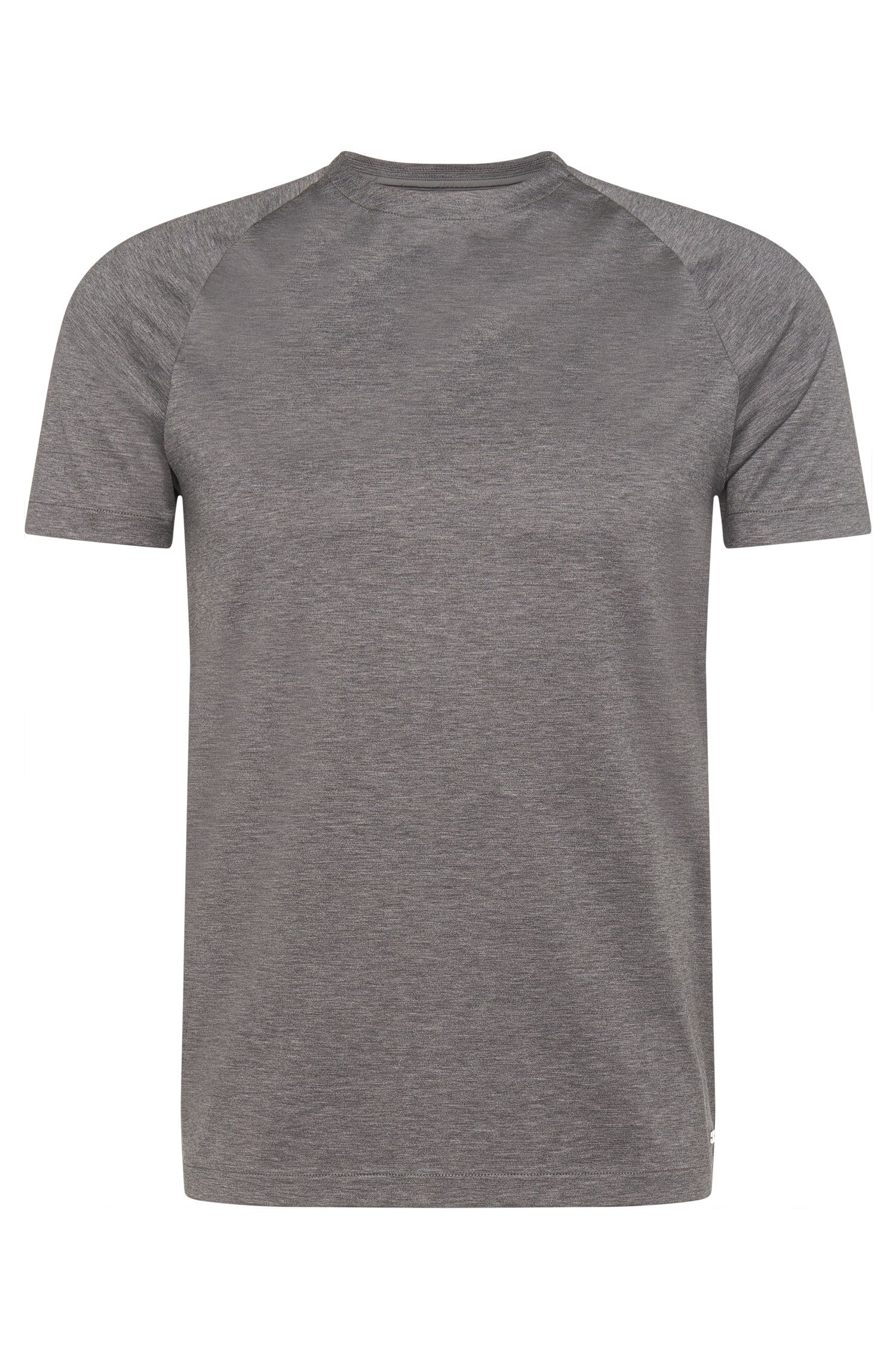 Slim-fit t-shirt in mercerised stretch cotton: 'Tessler 22' from the Mercedes-Benz Collection