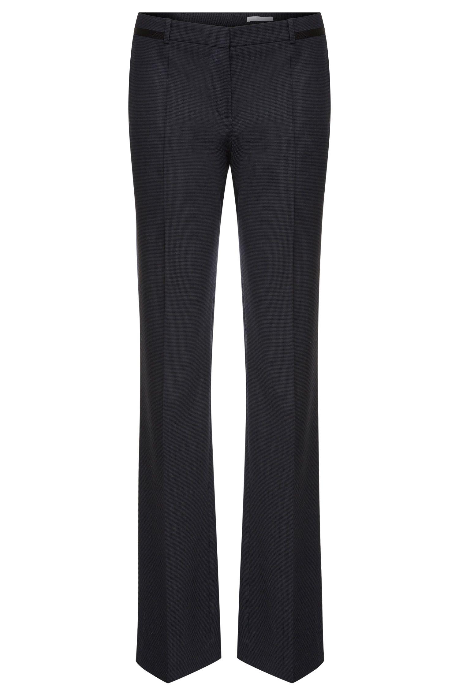 Pantalon Regular Fit avec parementures à la taille: «Tulea6»