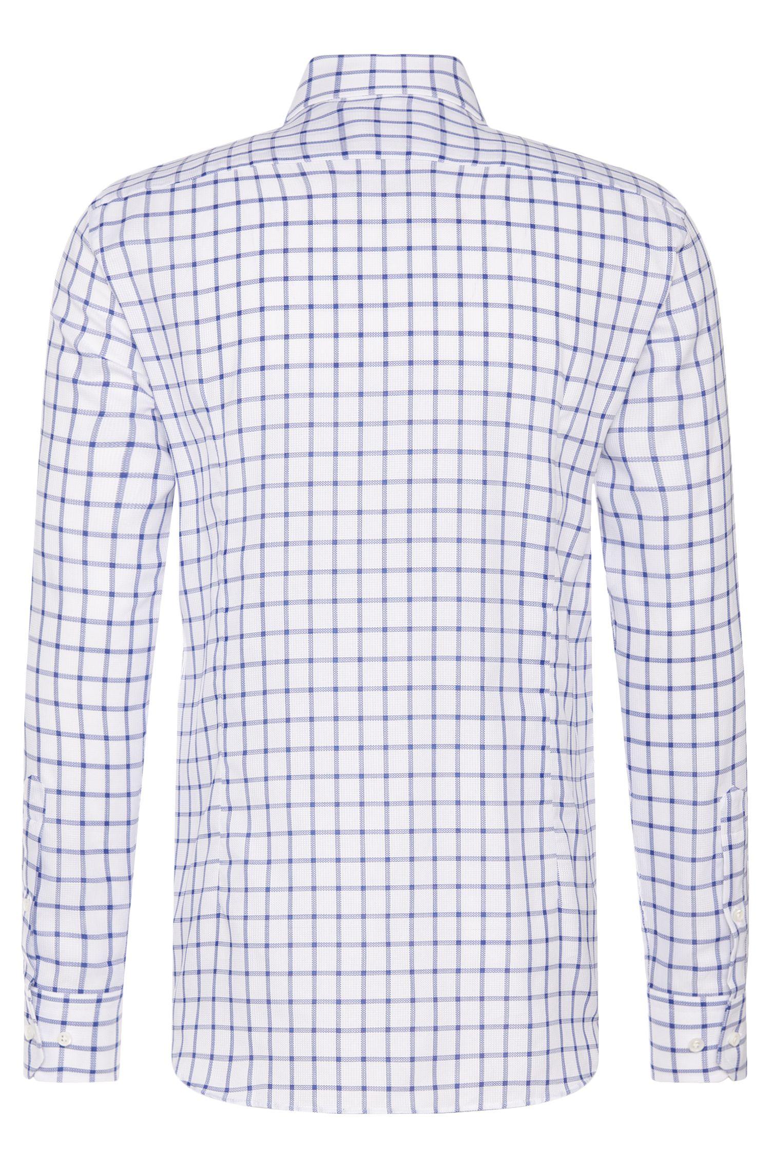 Chemise Slim Fit Tailored en pur coton: «T-Christo»