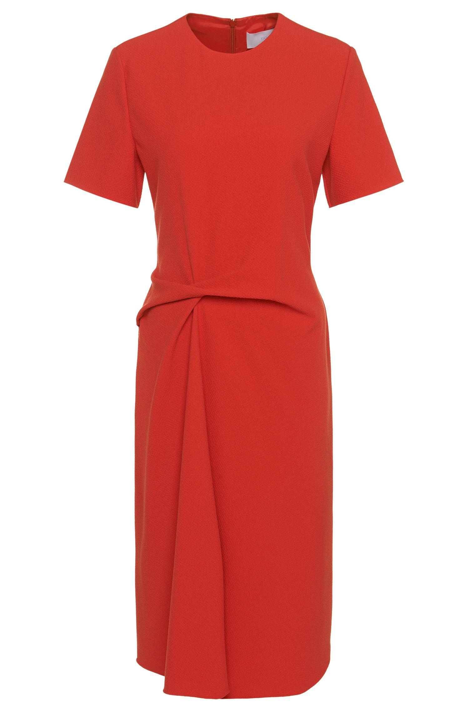 Kleid mit gerafftem Detail: 'Harema'
