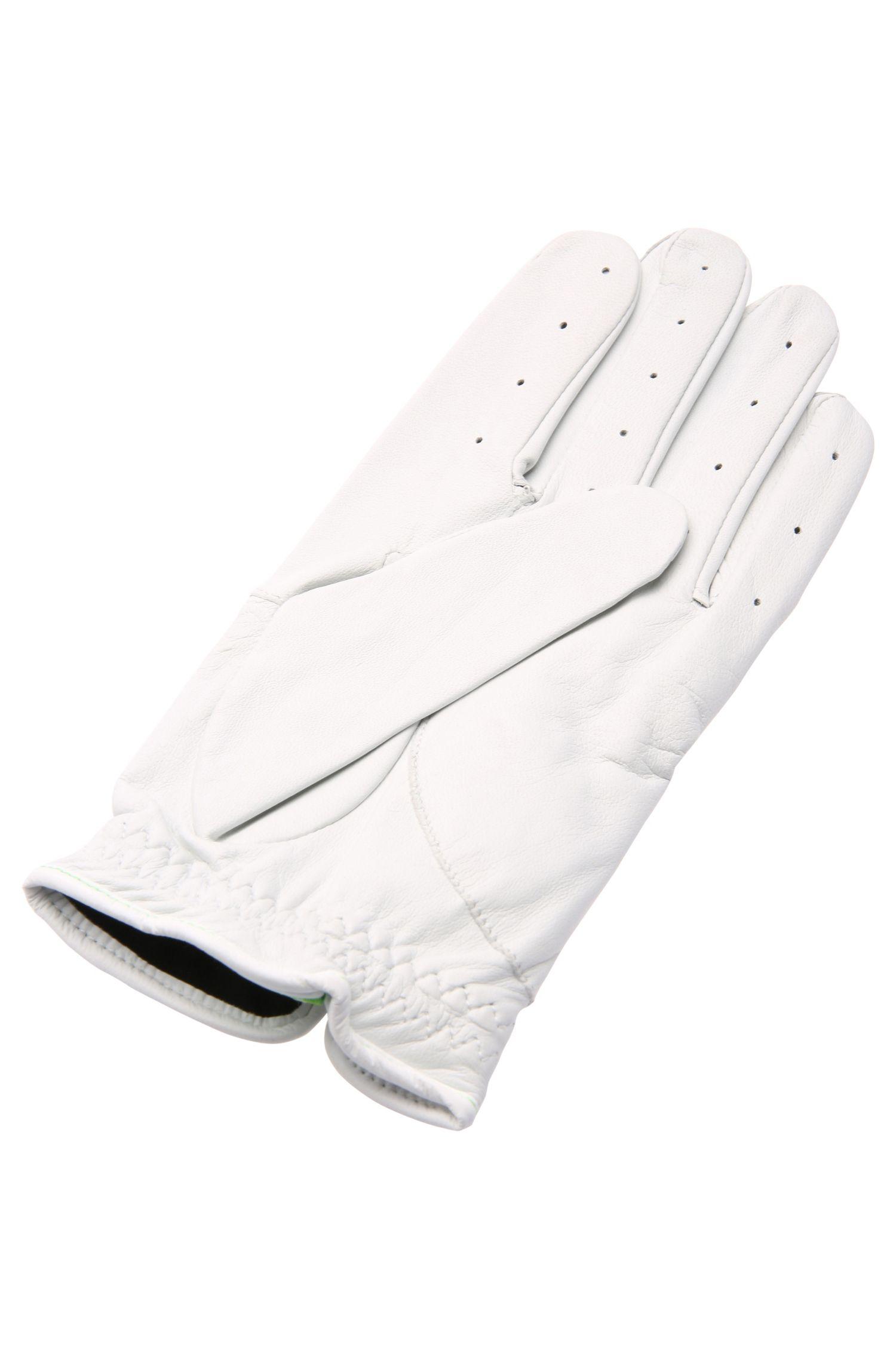 Gants de golf en cuir: «Garmin 4»