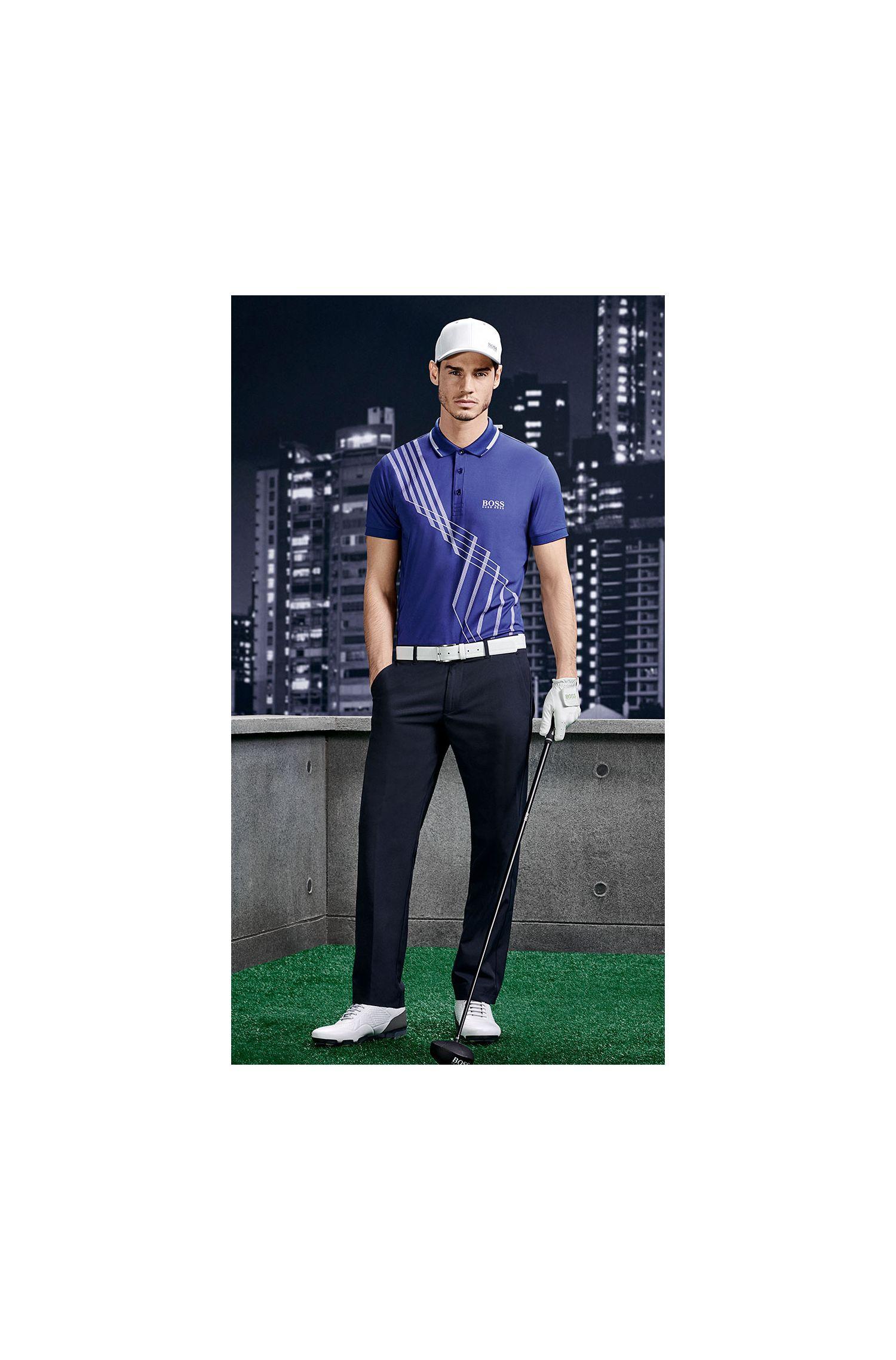 Golfhandschoenen van leer: 'Garmin 4'