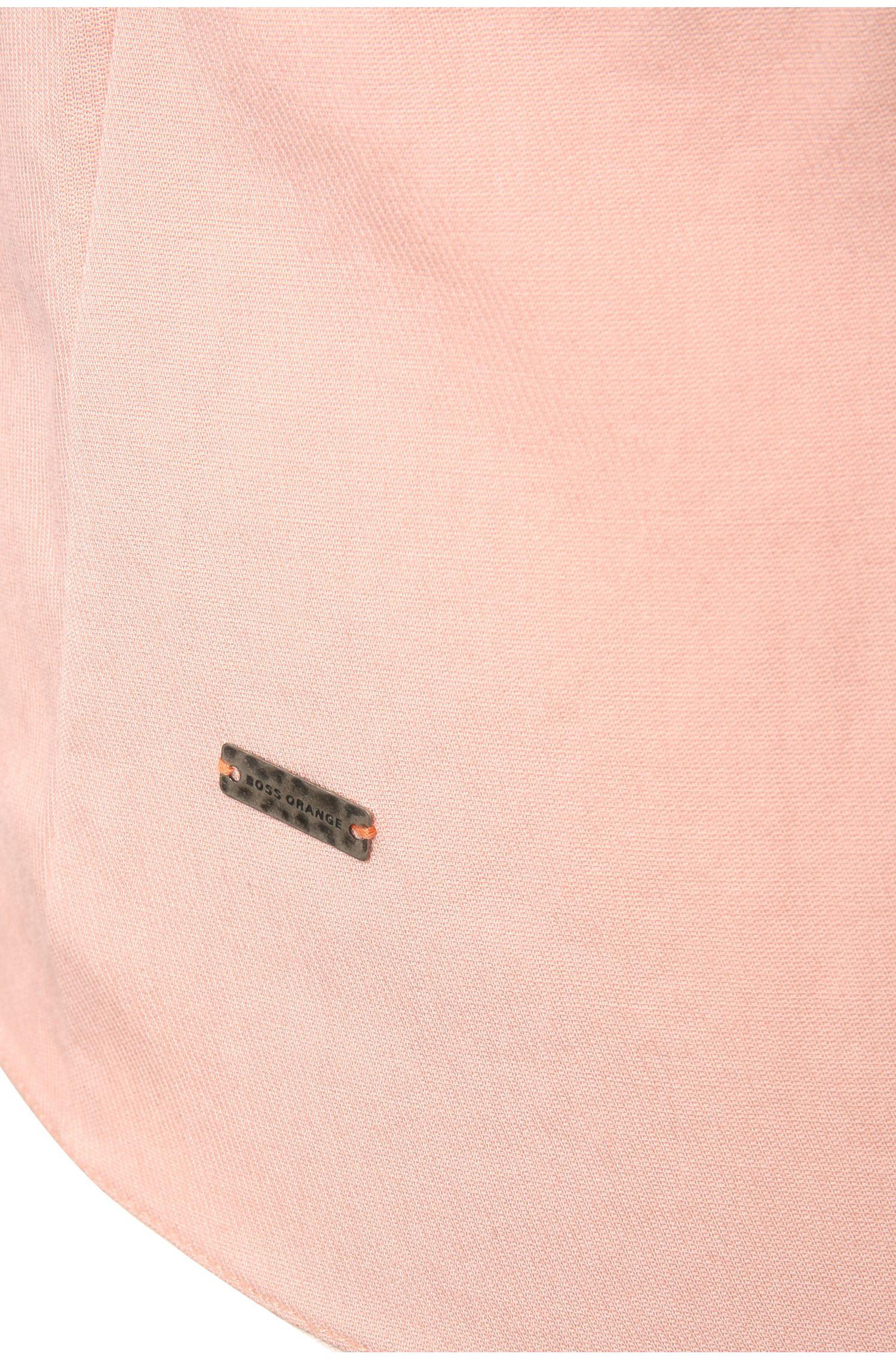 Comfort-Fit Lagen-Top aus einem Material-Mix mit Baumwolle: ´Kupina`
