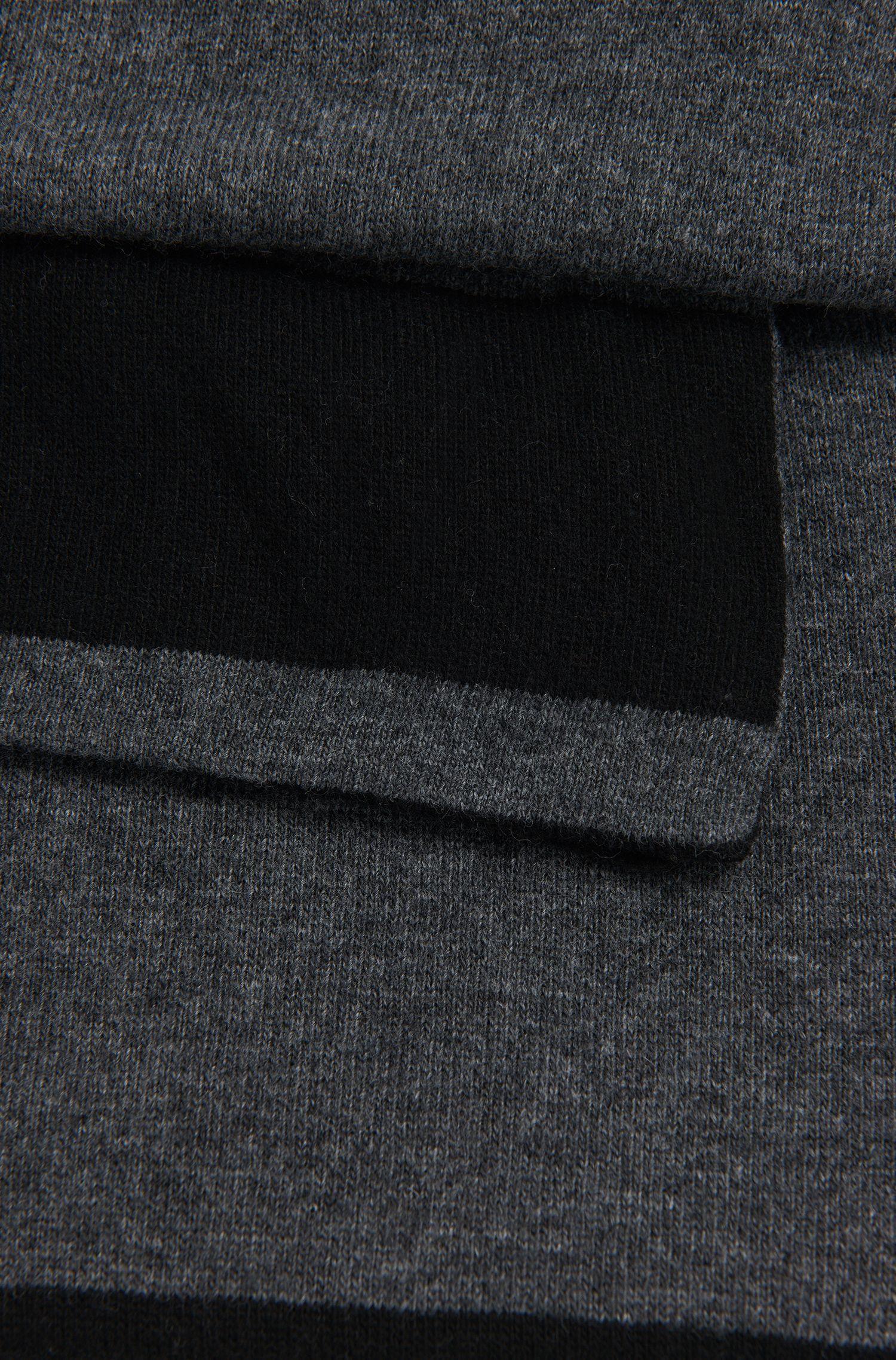 Sjaal van een viscosemix met kasjmier en alpaca: 'Men-Z 529'