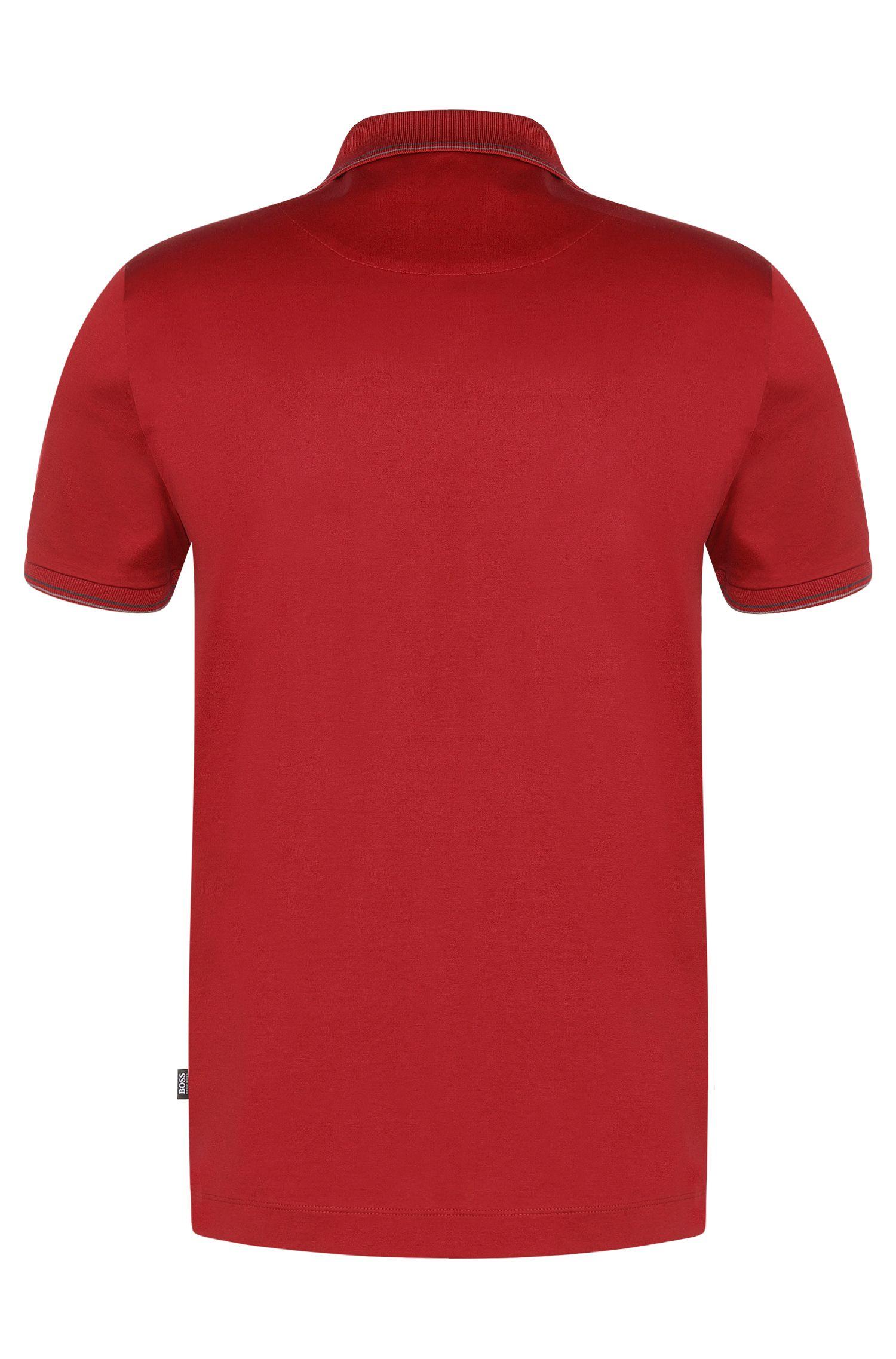 Slim-Fit Poloshirt aus Baumwolle: 'Phillipson 05'