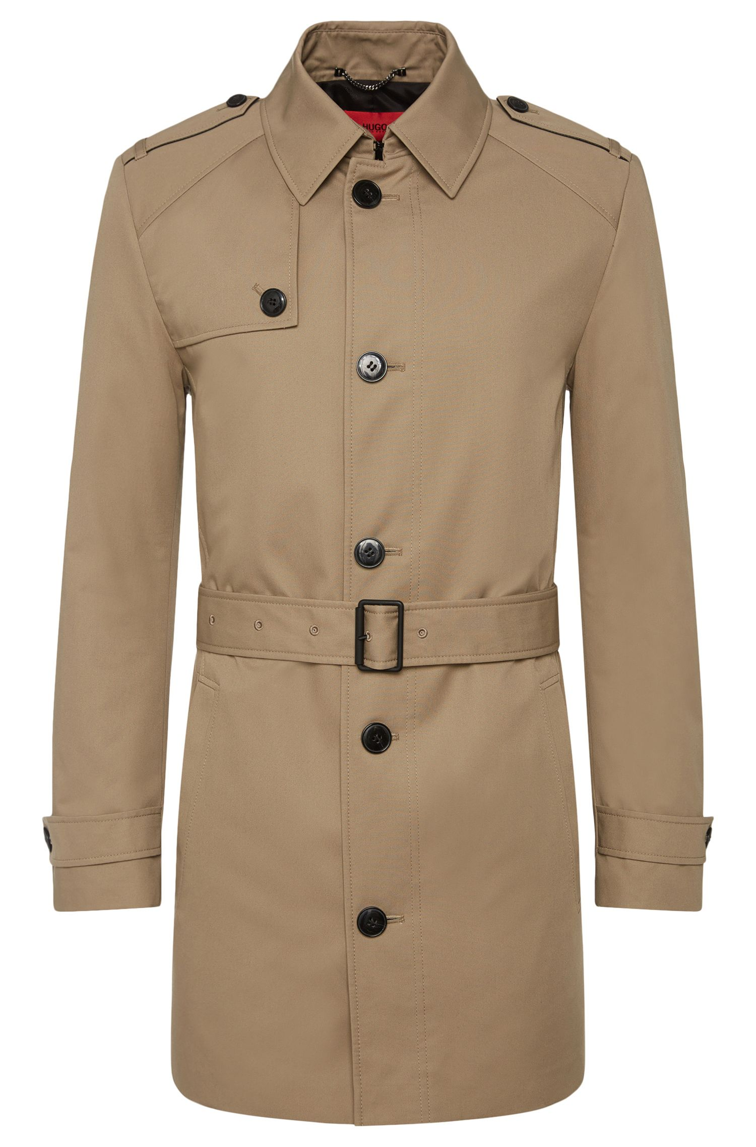 Trench coat with lightweight lining: 'Maxor_1'