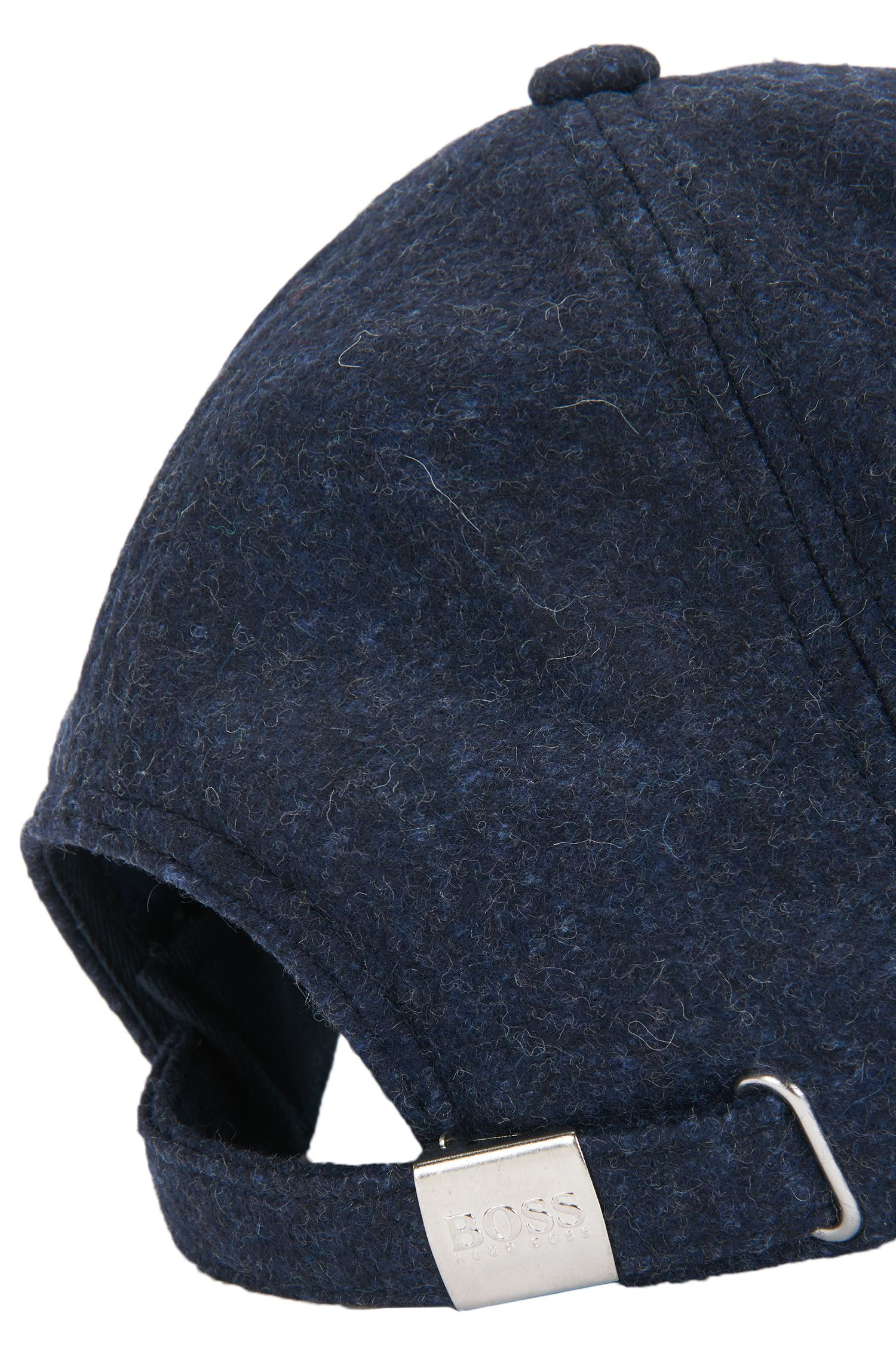 Tailored-Cap aus Woll-Mix: 'T-Sereno'