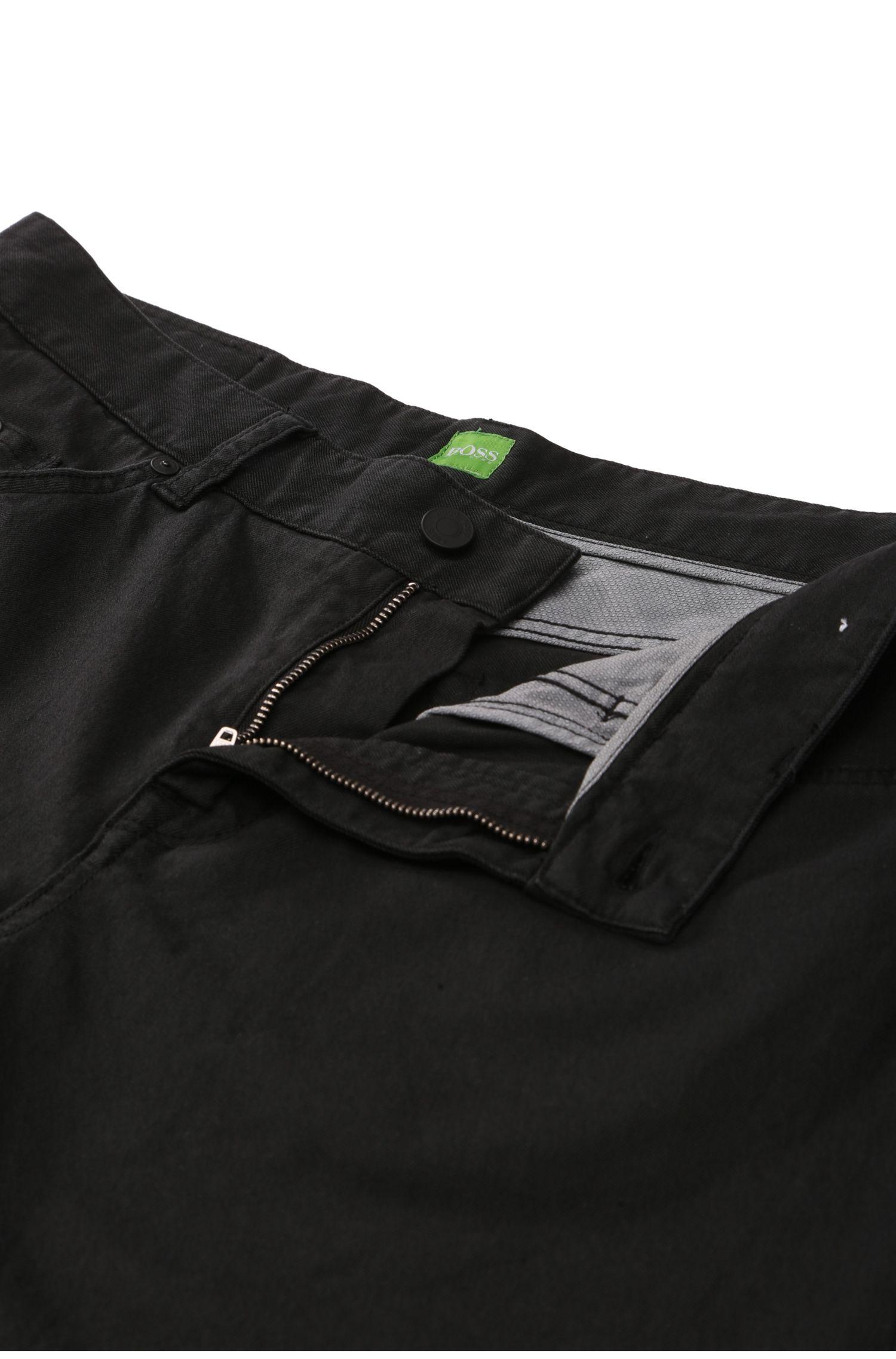 Regular-Fit Jeans aus Stretch-Baumwolle: ´C-Maine1-20`