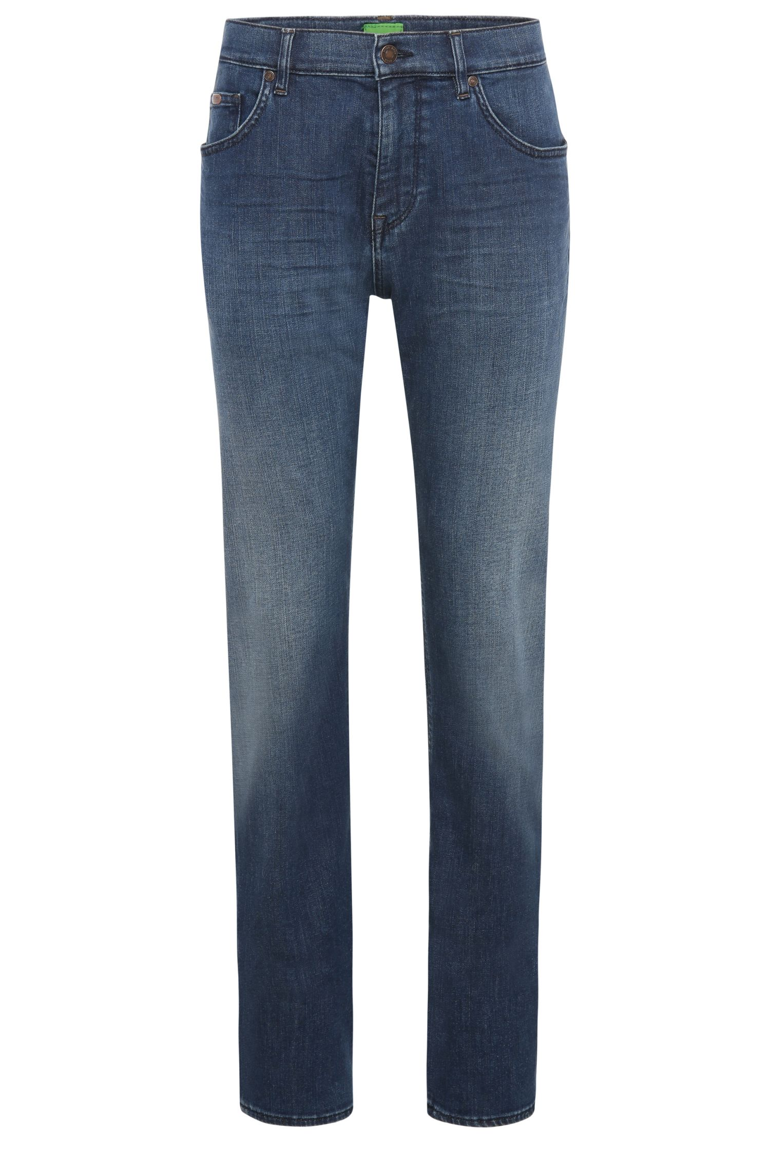 Regular-fit jeans in cotton with a percentage of elastane: 'C-MAINE1'