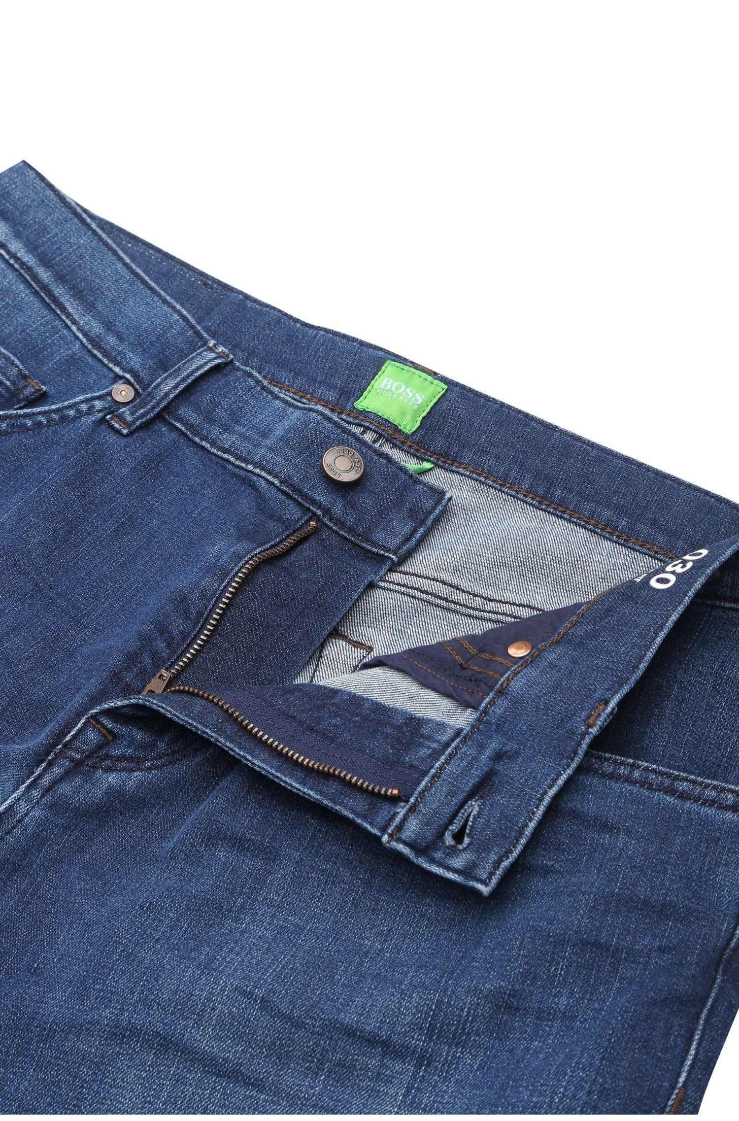Regular-Fit Jeans aus Baumwolle mit Elasthan-Anteil: ´C-MAINE1`