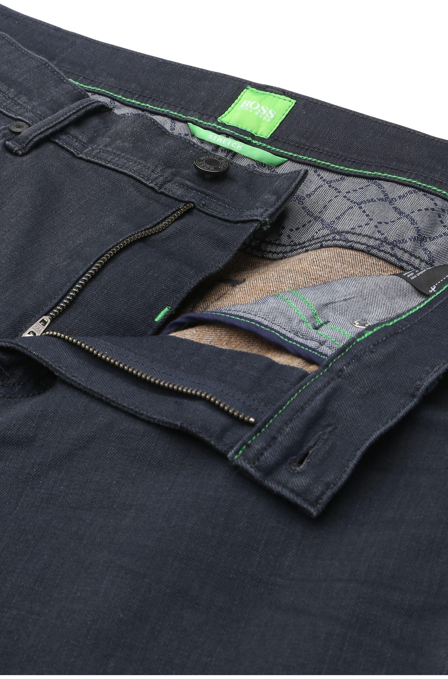 Regular-Fit Jeans aus Baumwoll-Mix mit Elasthan: ´Deam30`
