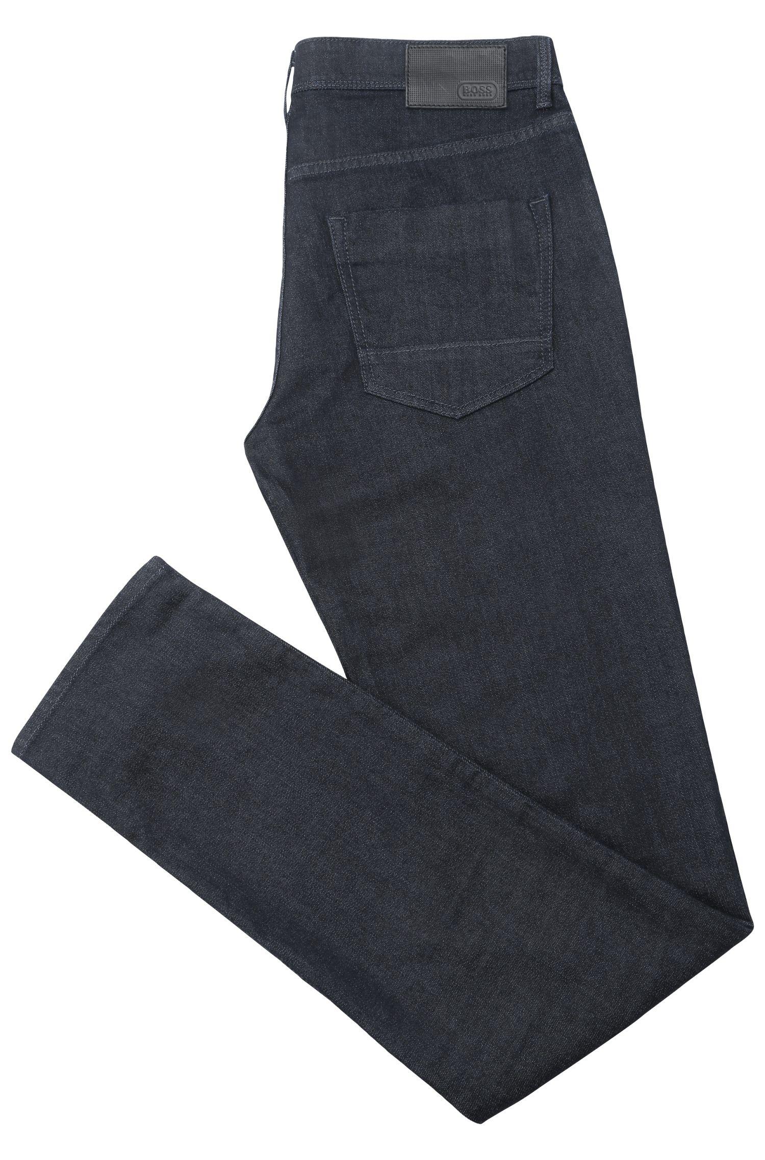 Extra Slim-Fit Jeans aus elastischem Baumwoll-Mix: ´Dayan`