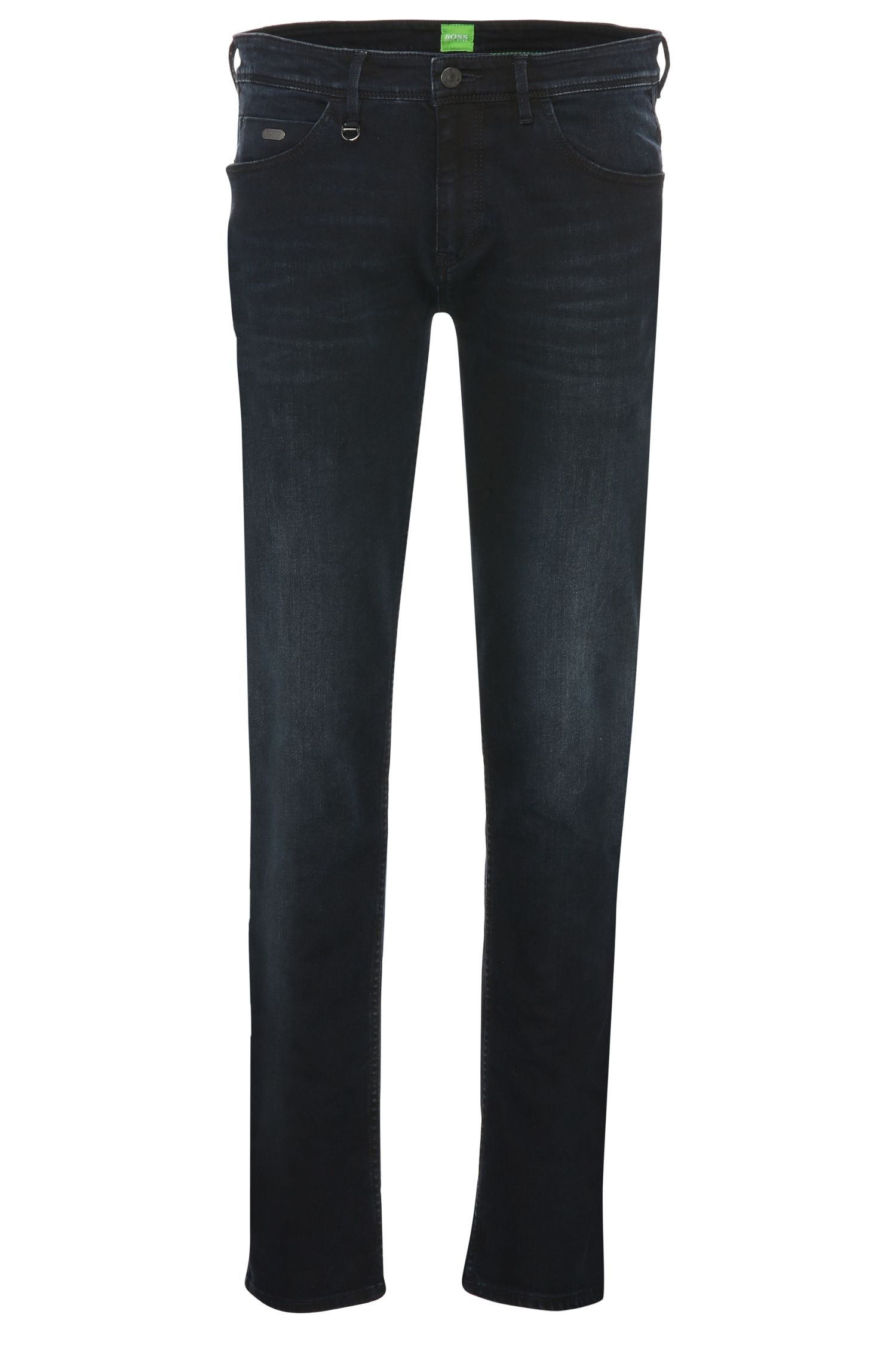 Slim-fit jeans in a stretchy cotton blend: 'Drake2'