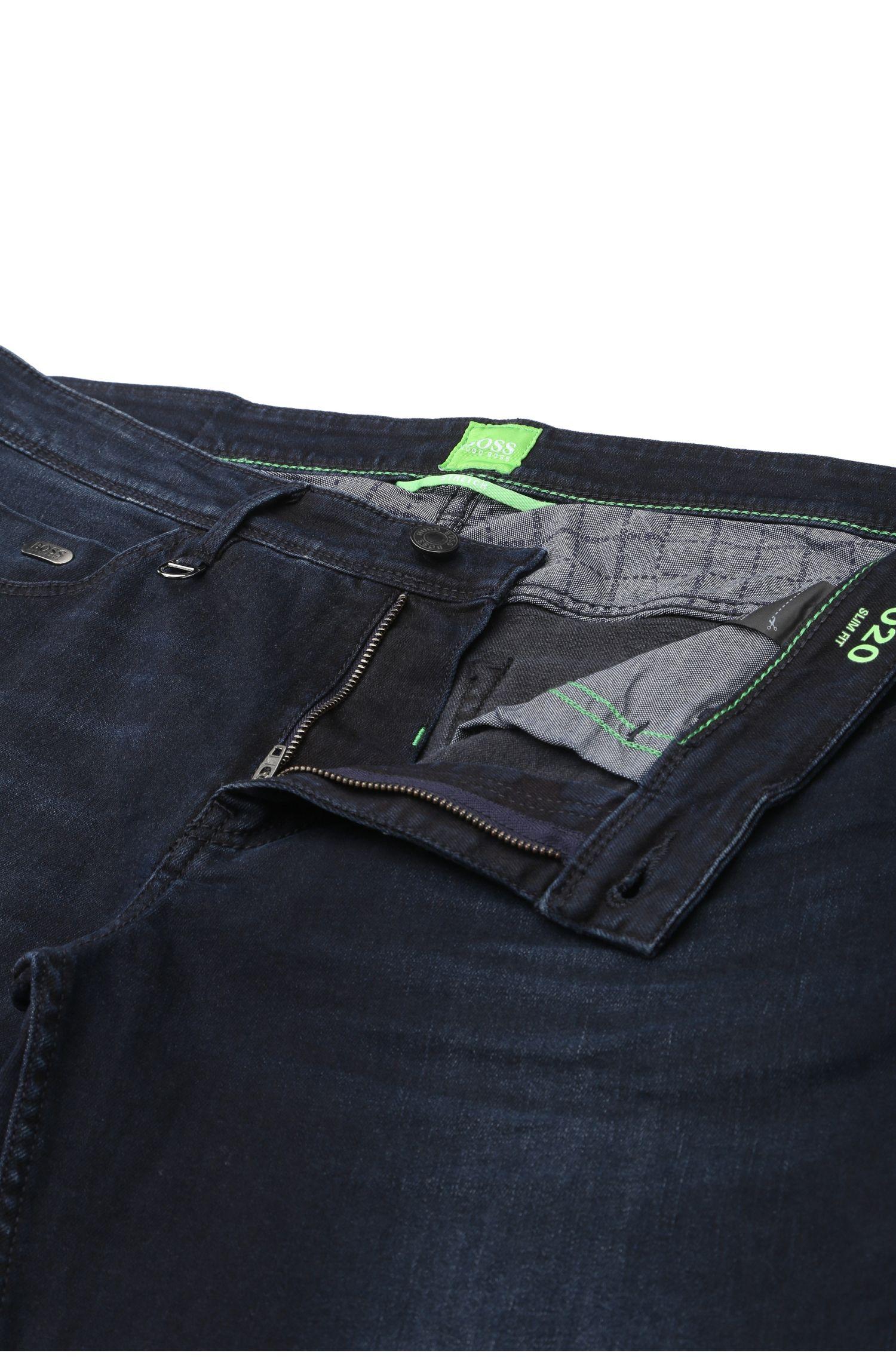Slim-Fit Jeans aus einem elastischen Baumwoll-Mix: ´Drake2`
