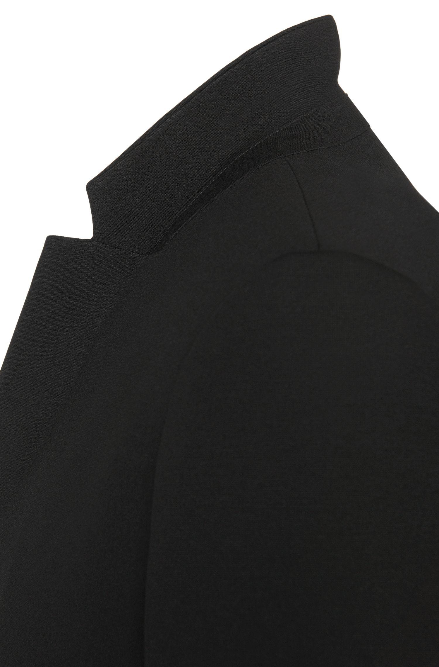Costume Slim Fit en jersey de viscose mélangée: «Arsey/Hins»