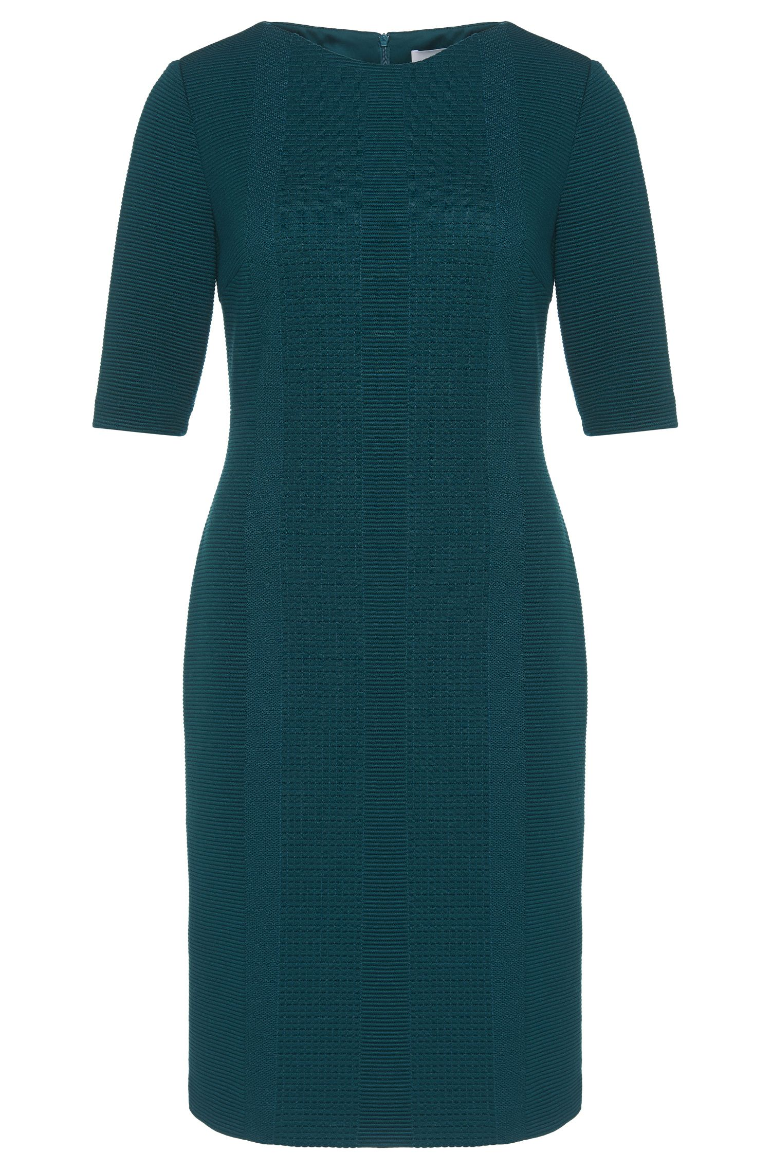 Figurbetontes Kleid mit halblangen Ärmeln: 'Heralina'