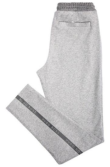 Jogging-Hose aus Baumwoll-Mix: ´Helwyn`, Hellgrau
