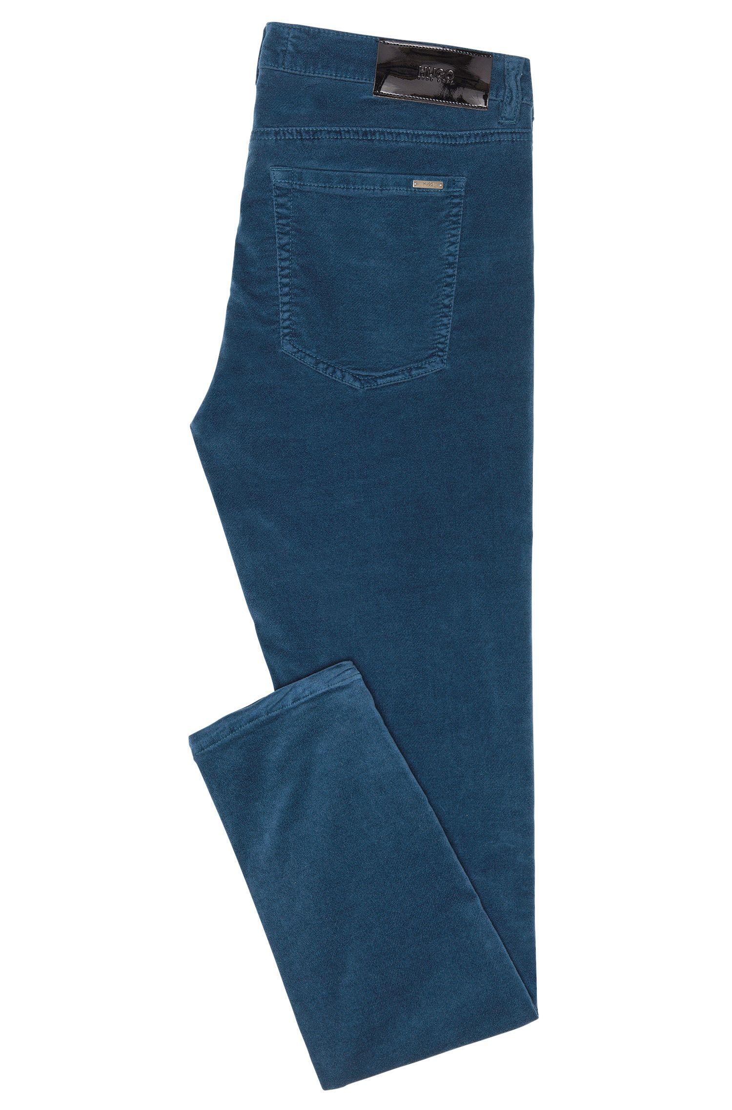 Super Skinny-Fit Hose aus Baumwoll-Mix mit Modal: 'Georgina'