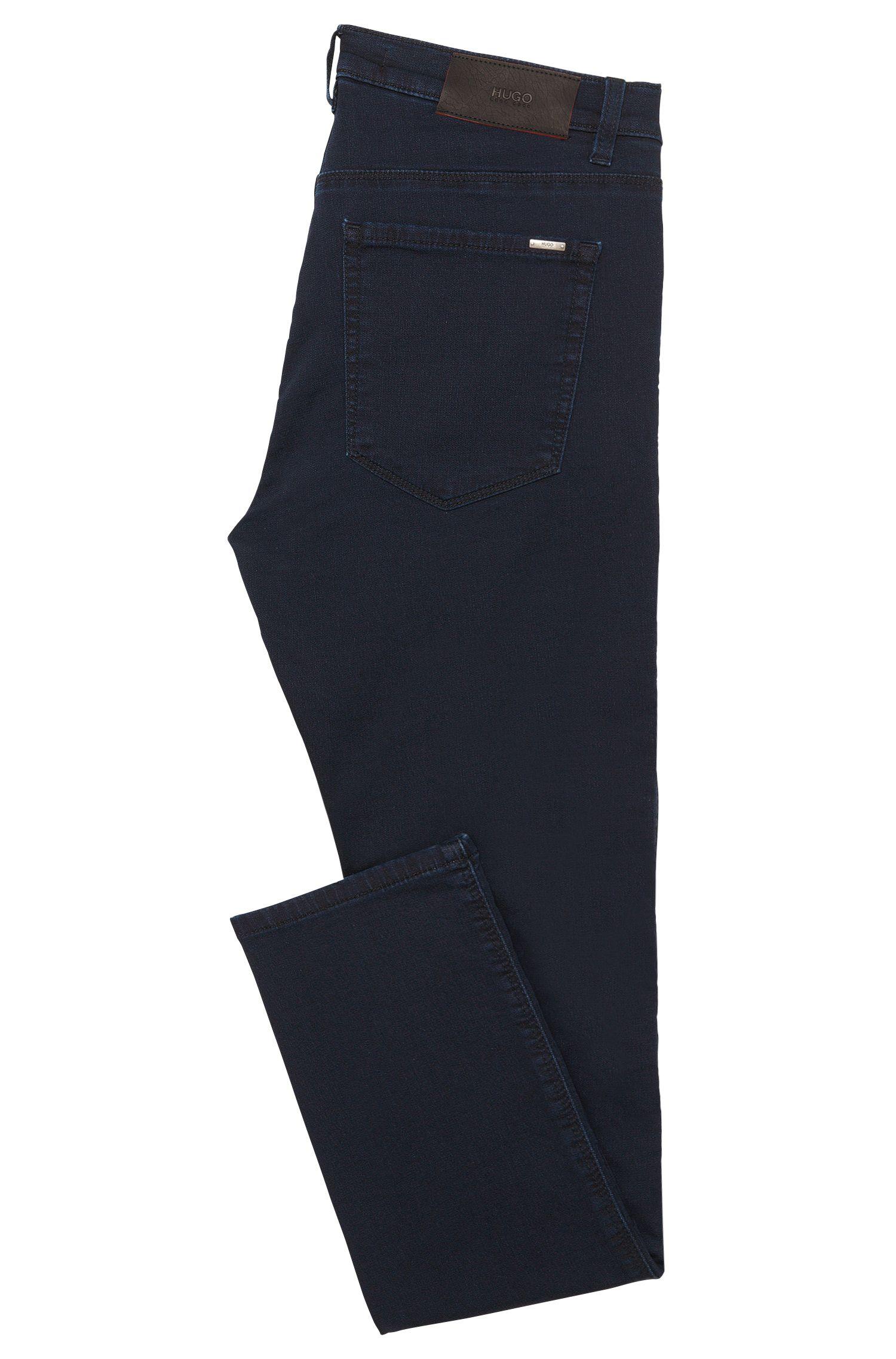 Skinny-Fit Jeans aus elastischem Baumwoll-Mix: 'HUGO 734'