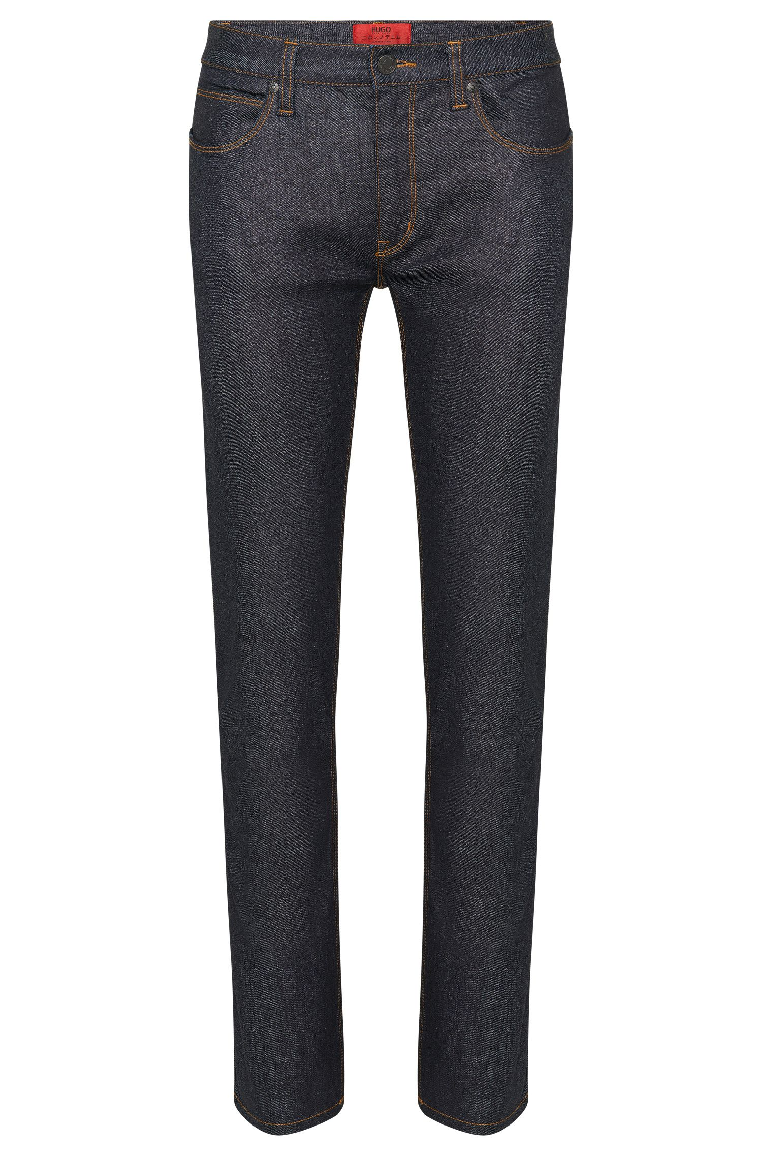 Jeans Slim Fit en coton stretch : « HUGO 708 »