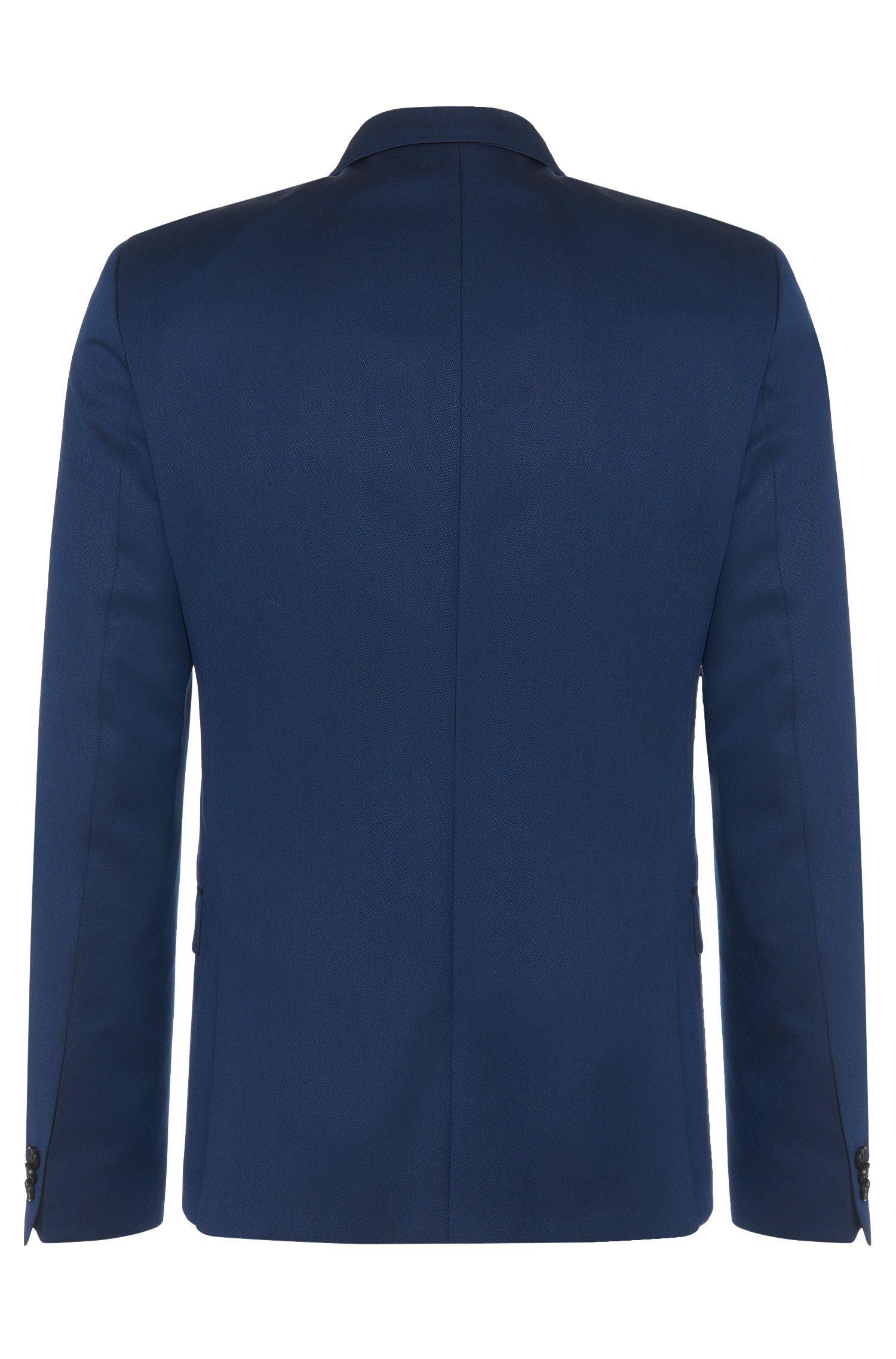 Slim-Fit Anzug aus reiner Schurwolle: 'Arti/Heilon'