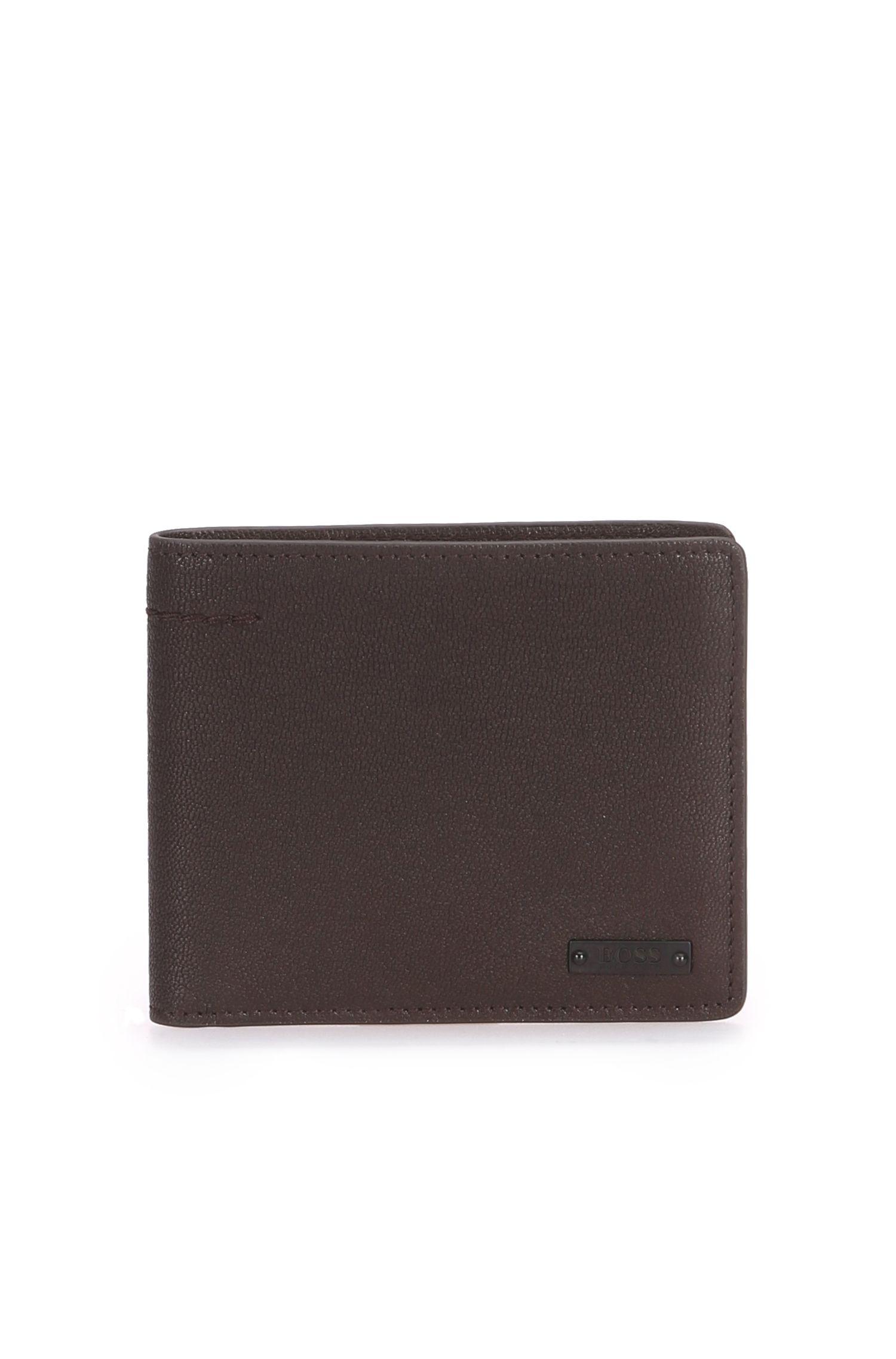 Portemonnaie aus genarbtem Leder: ´Journey_8 cc`