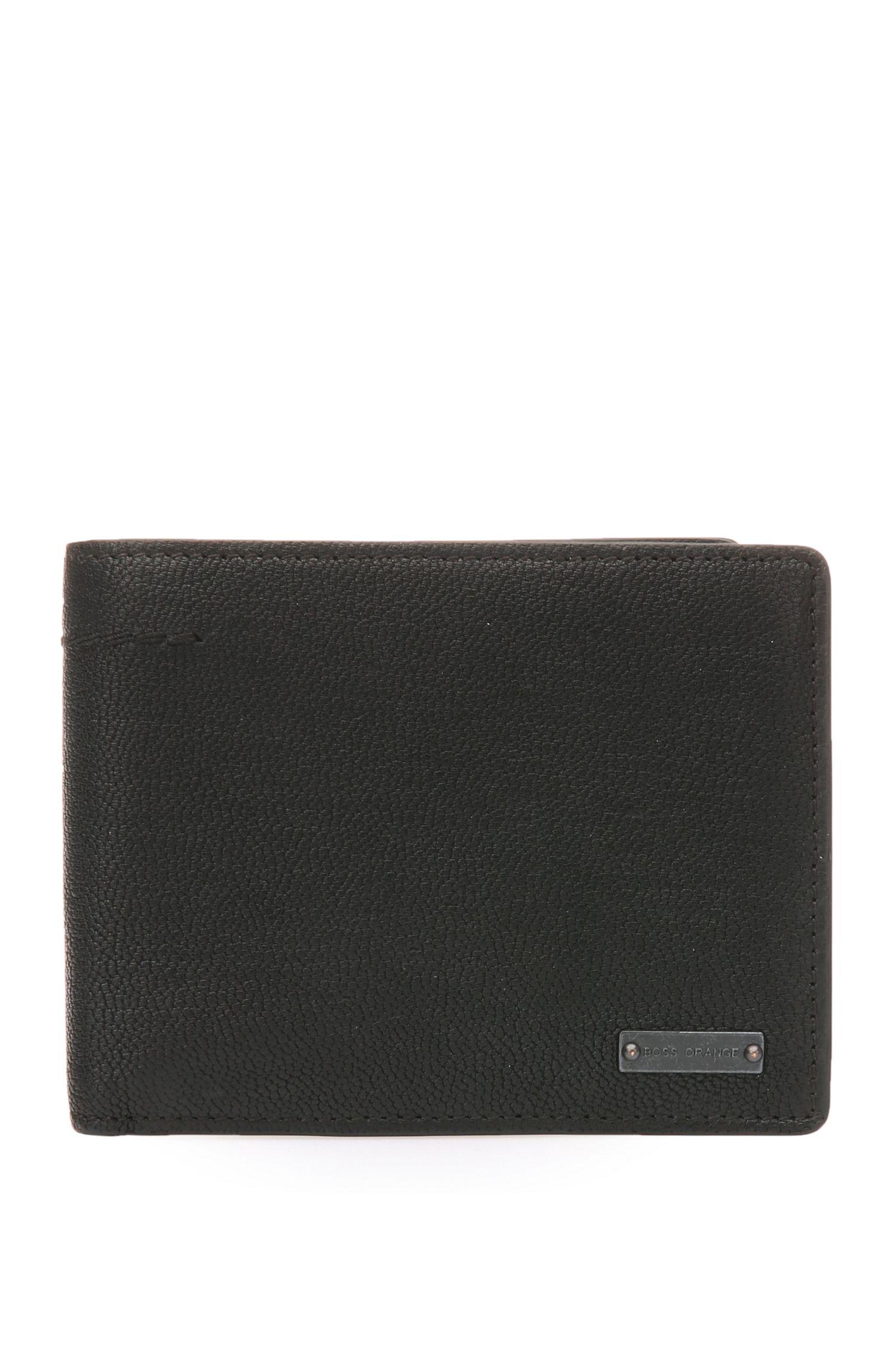Portemonnaie aus mattem Leder: ´Journey_Trifold`