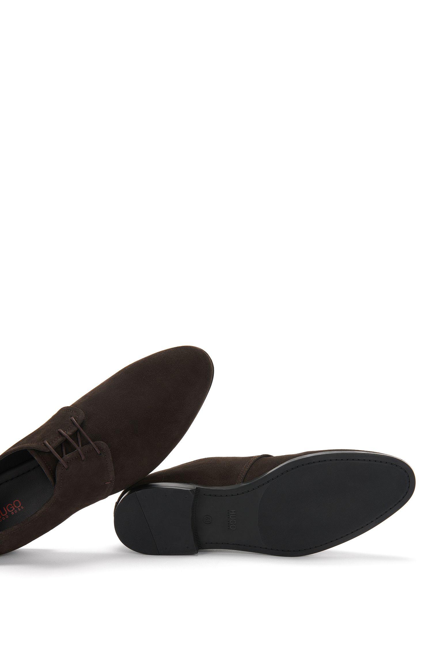 Chaussures à lacets en daim: «Pariss_Derb_3sd»