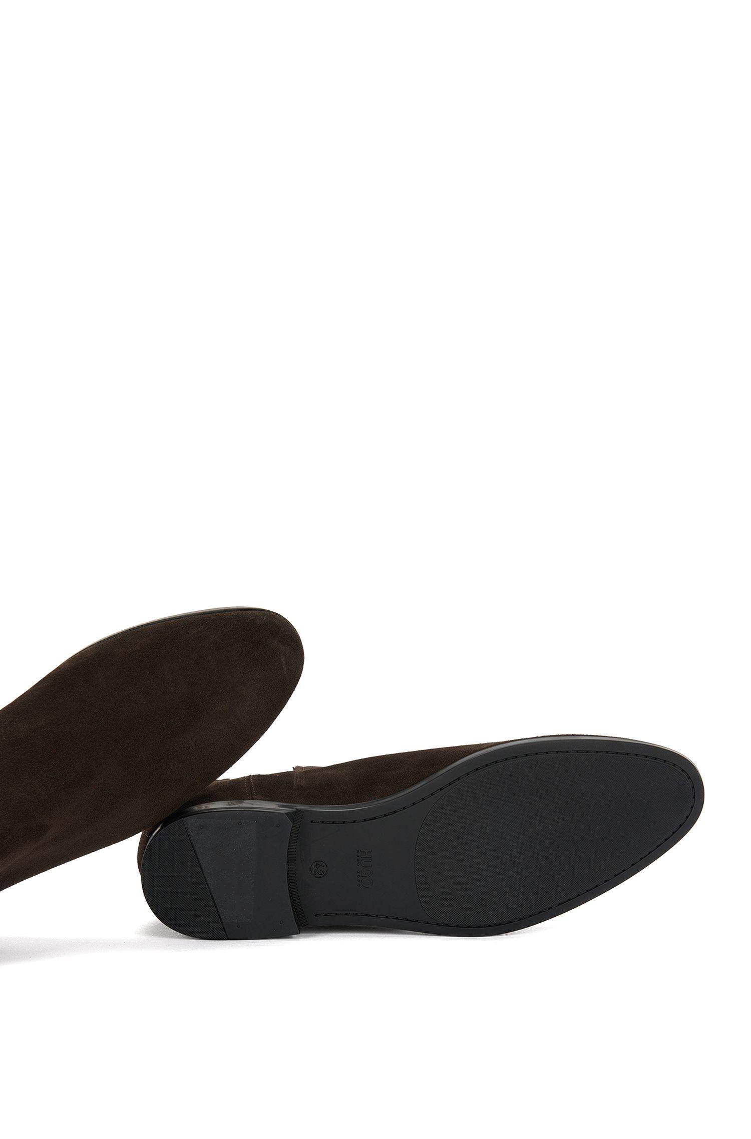 Chelsea Boots aus Veloursleder: 'Pariss_Cheb_sd'