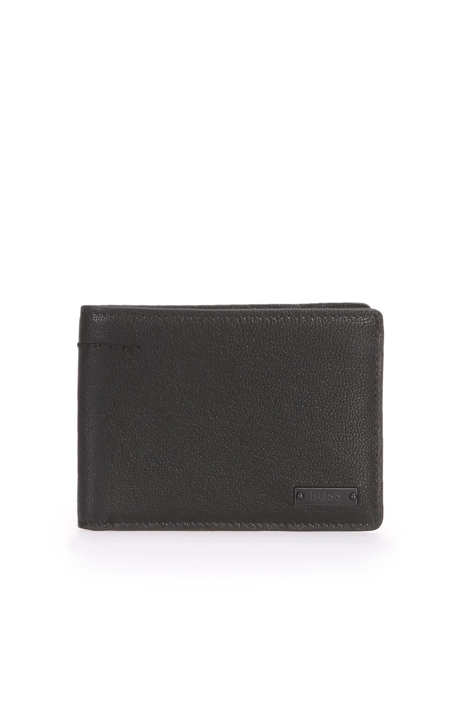 Leather wallet: 'Journey_6 cc'