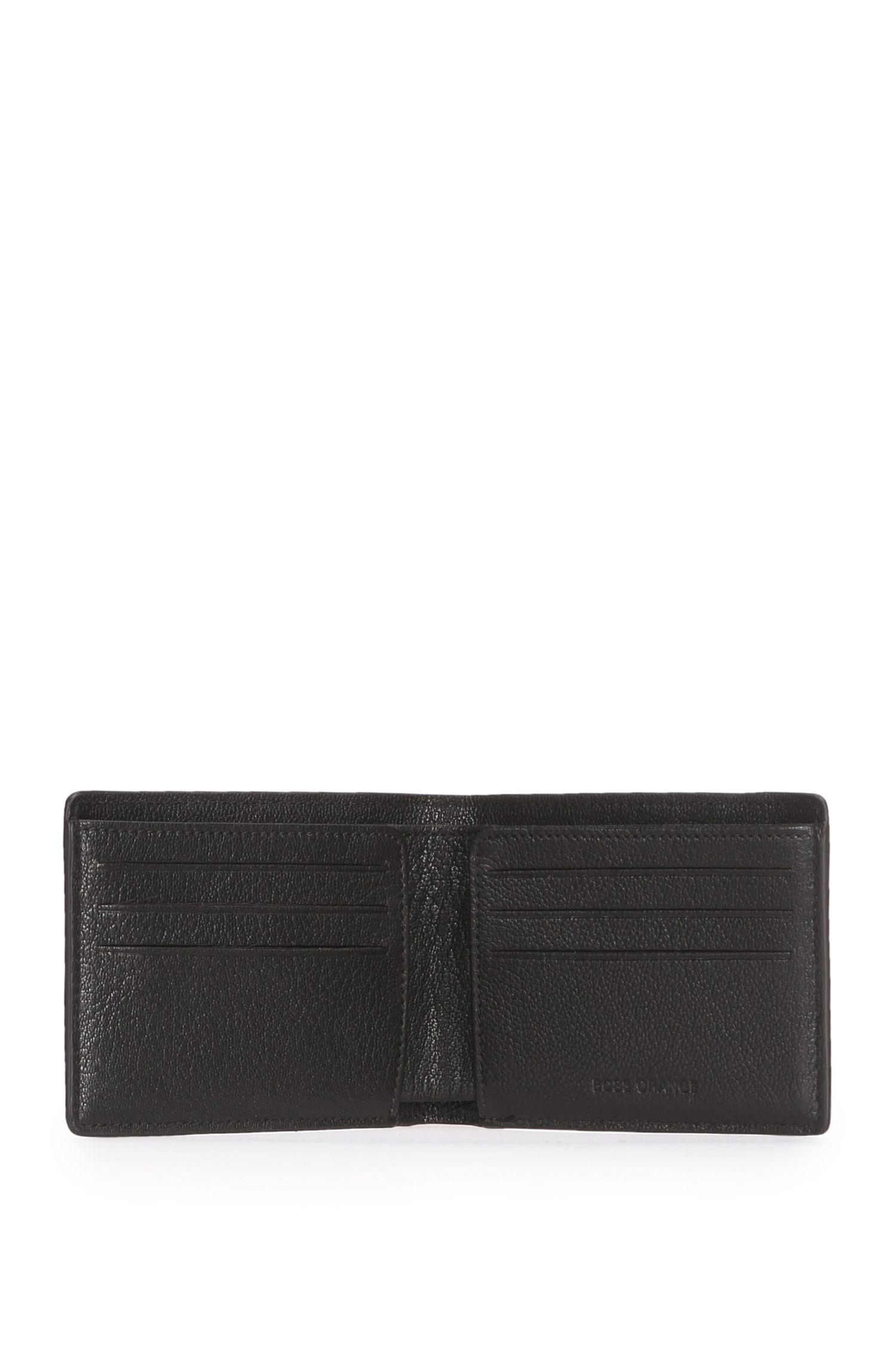 Porte-monnaie en cuir: «Journey_6 cc»